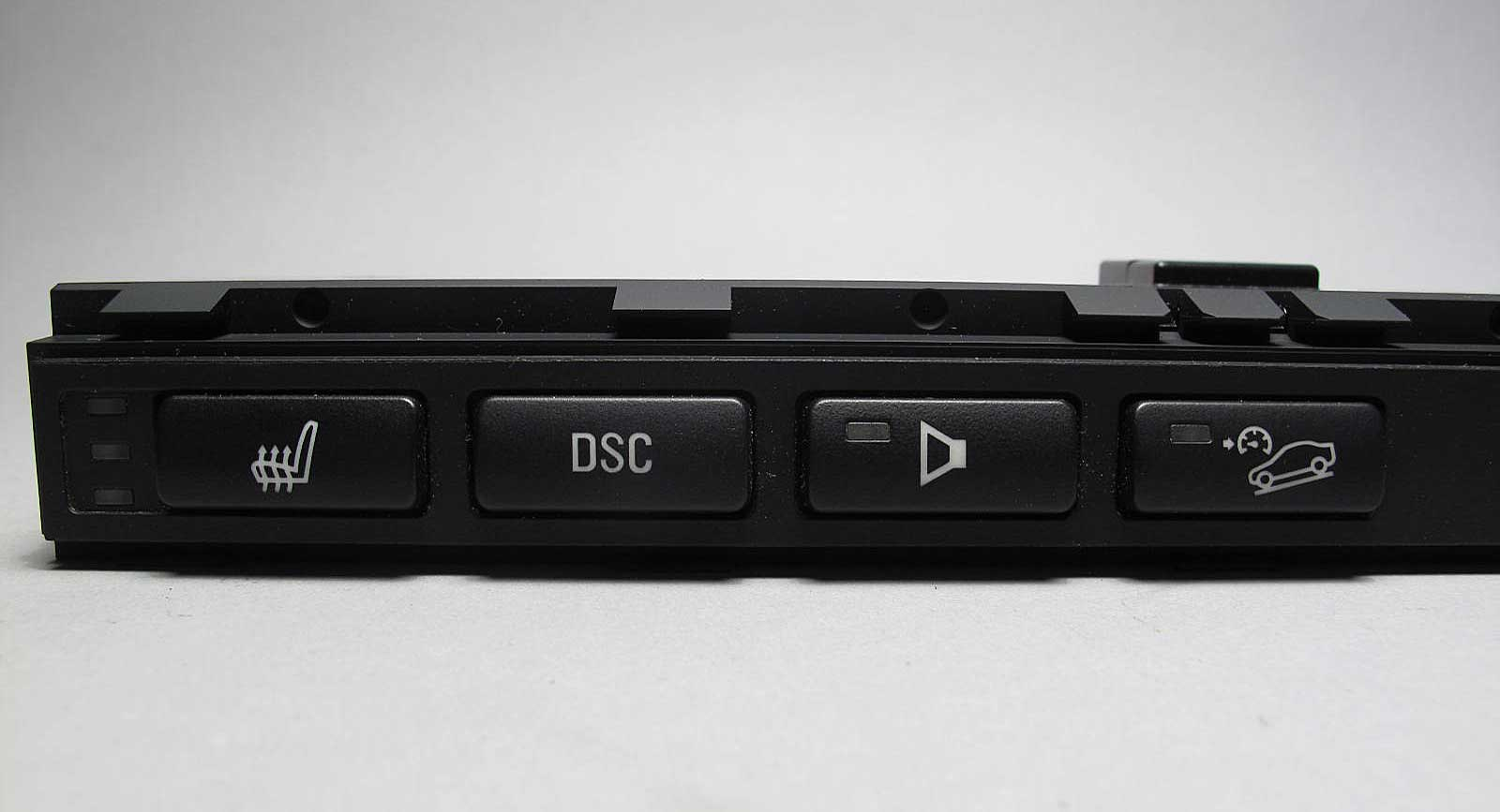 Bmw E46 325xi 330xi Awd Center Console Switch Unit W Dsc