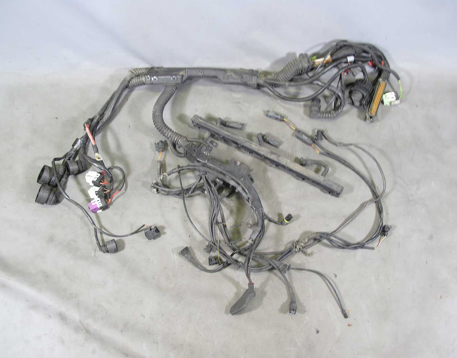 Motor Bmw E36 Arnés De Cableado Manual Asc T 97 98 99 328i 328is 200 BMW  328I 1996 Bmw 328i Wiring Harness