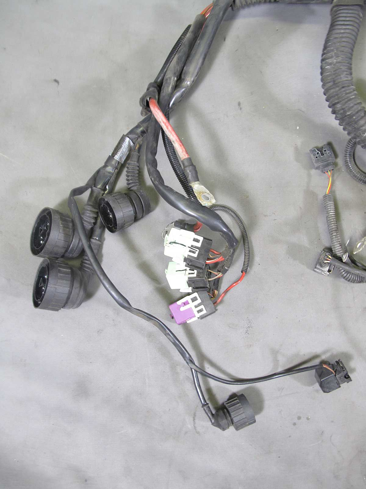 Wire Harness 1997 Bmw 328i Schematics Wiring Diagrams 528i Motor E36 Arn S De Cableado Manual Asc T 97 98 99 328is Rh Ebay Com Black