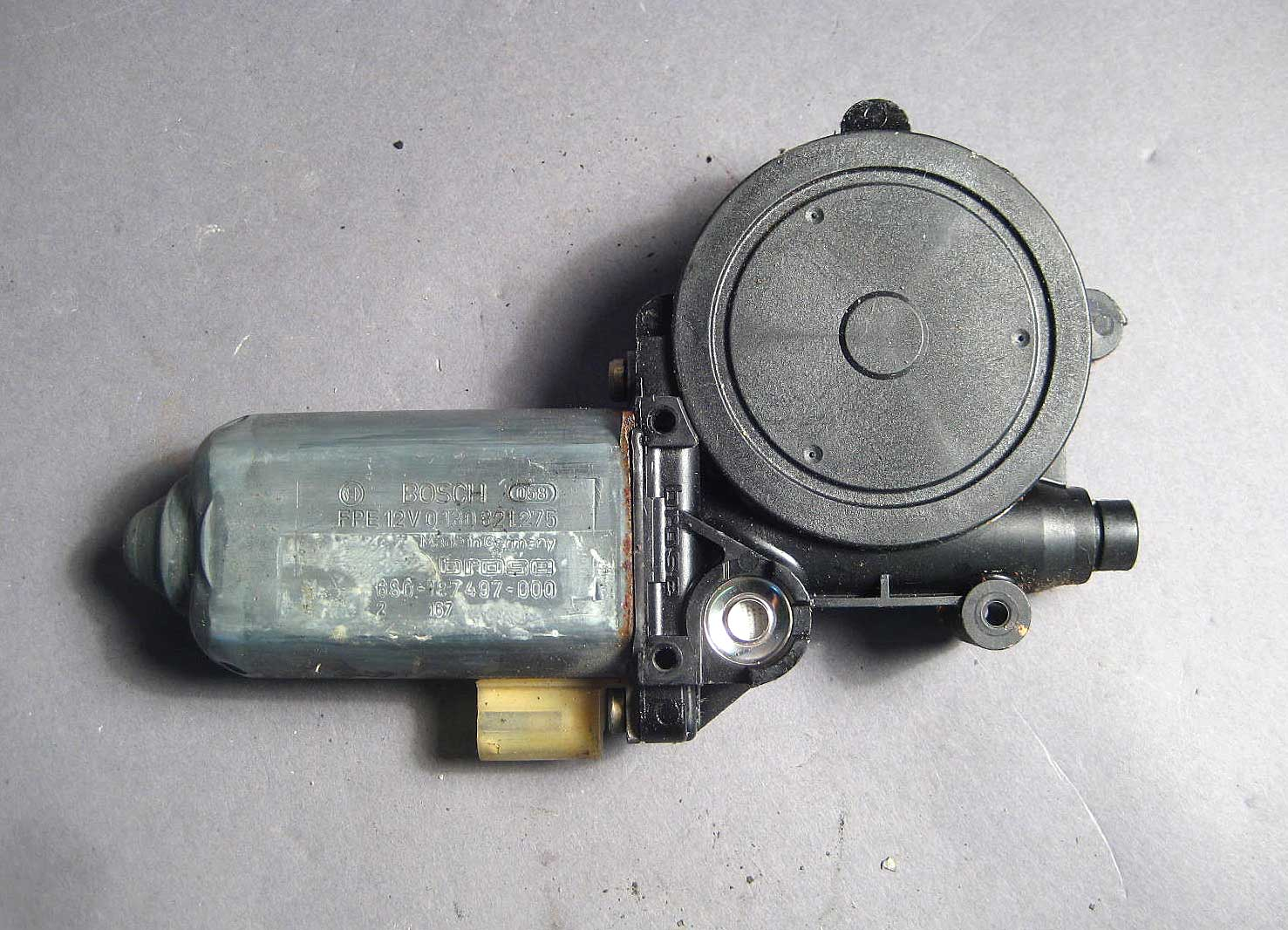Bmw e36 3 series 4door sedan right rear window motor 1992 for 1995 bmw 318i window regulator