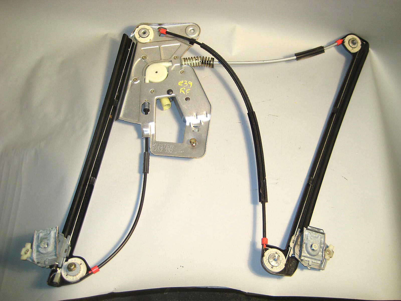 2003 Bmw 530i Window Regulator Of Bmw E39 Right Front Passenger Window Regulator W Motor