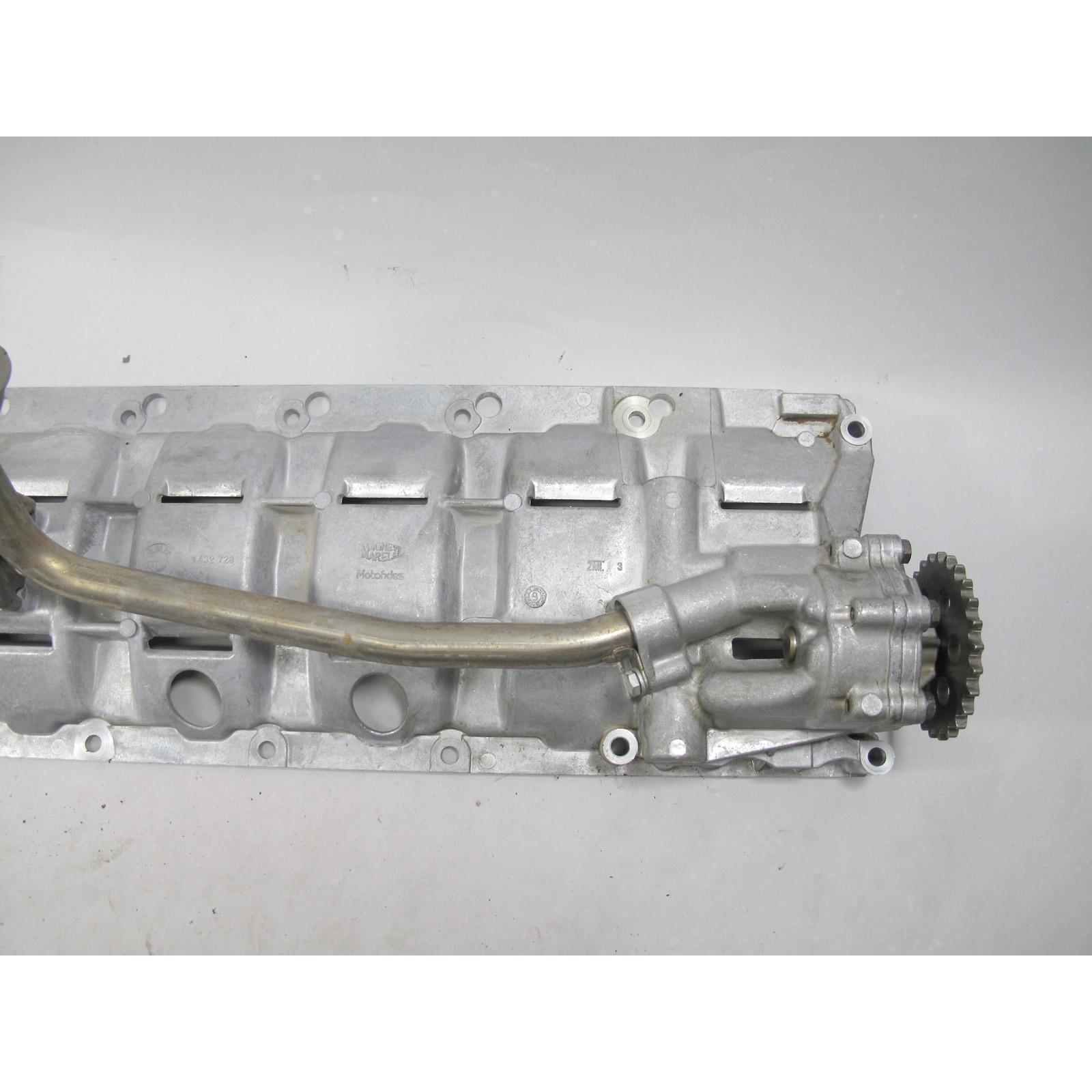 Bmw M52tu 2 5l 2 8l Engine Oil Pump Assembly E39 E46 Z3