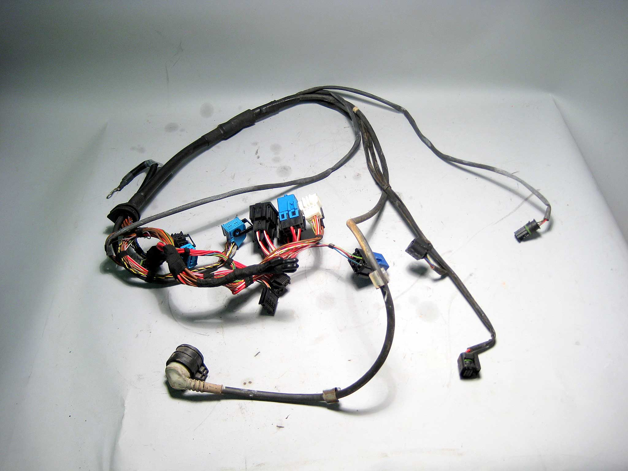 E46 transmission wiring harness wiring info bmw e46 automatic transmission wiring harness 3 03 2003 2006 oem rh ebay com transmission wiring harness diagram bmw e46 transmission wiring harness asfbconference2016 Images