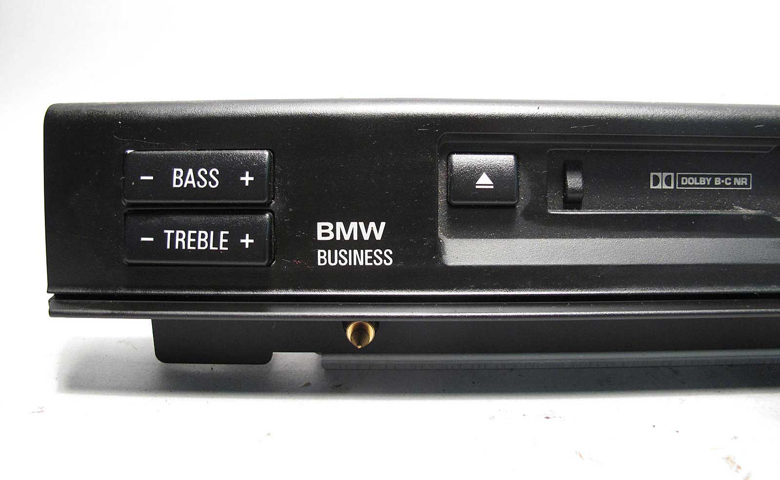 bmw e39 5 series x5 c43 factory business cassette radio. Black Bedroom Furniture Sets. Home Design Ideas