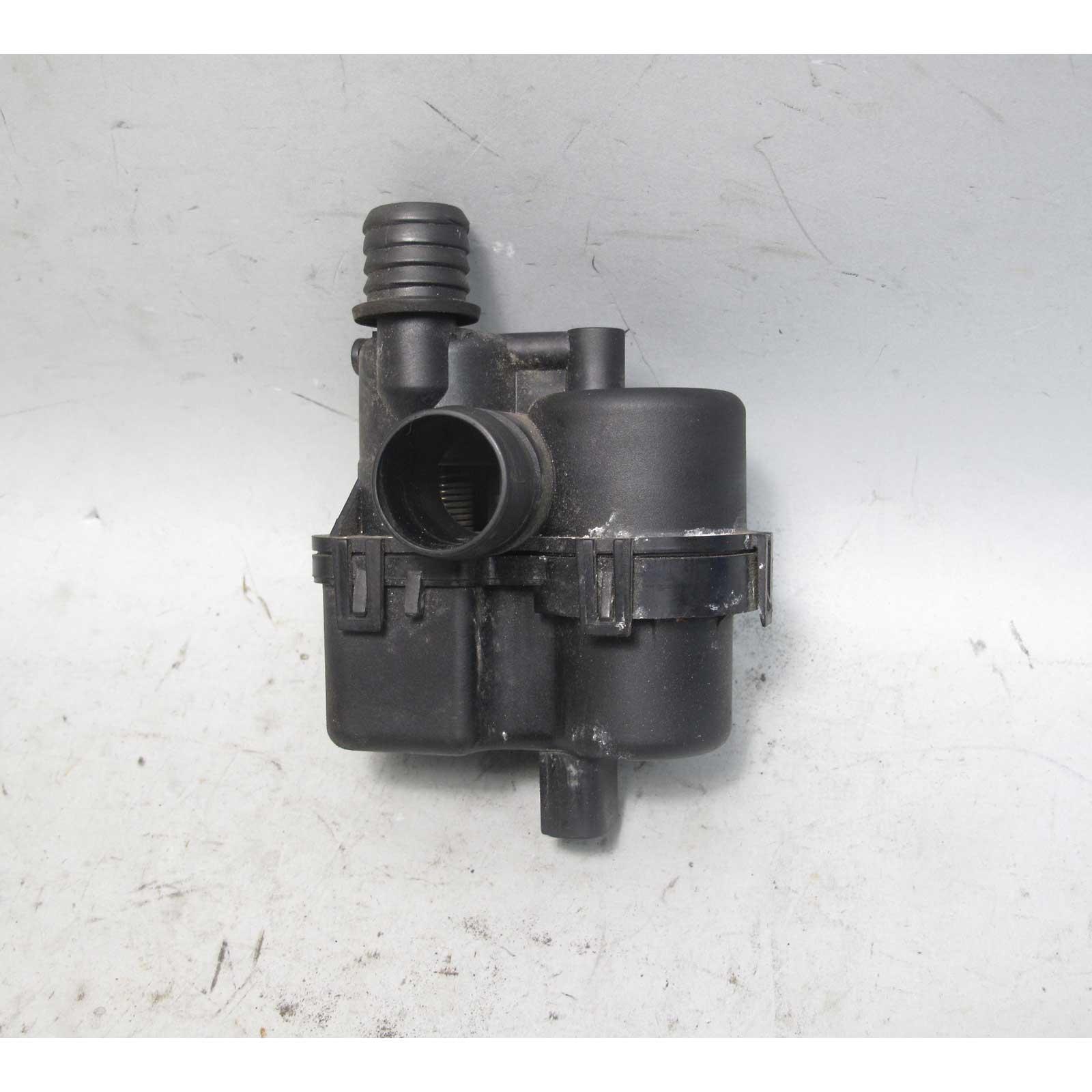 BMW Charcoal Canister Filter Leak Diagnosis Pump Evap LDP