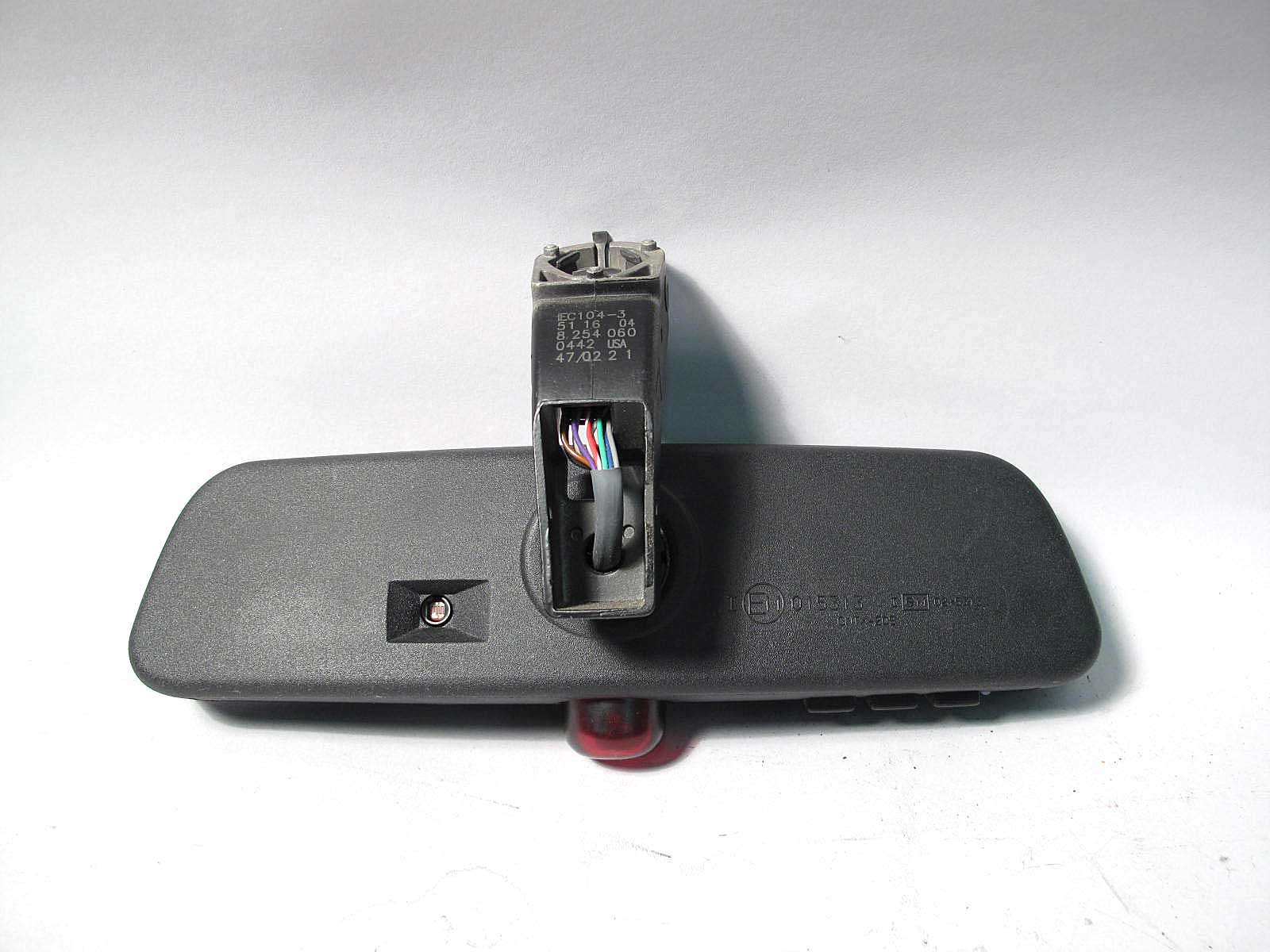 Bmw e46 convertible rearview mirror w garage door opener 2000 2006 please note that the pictures are stock photos rubansaba