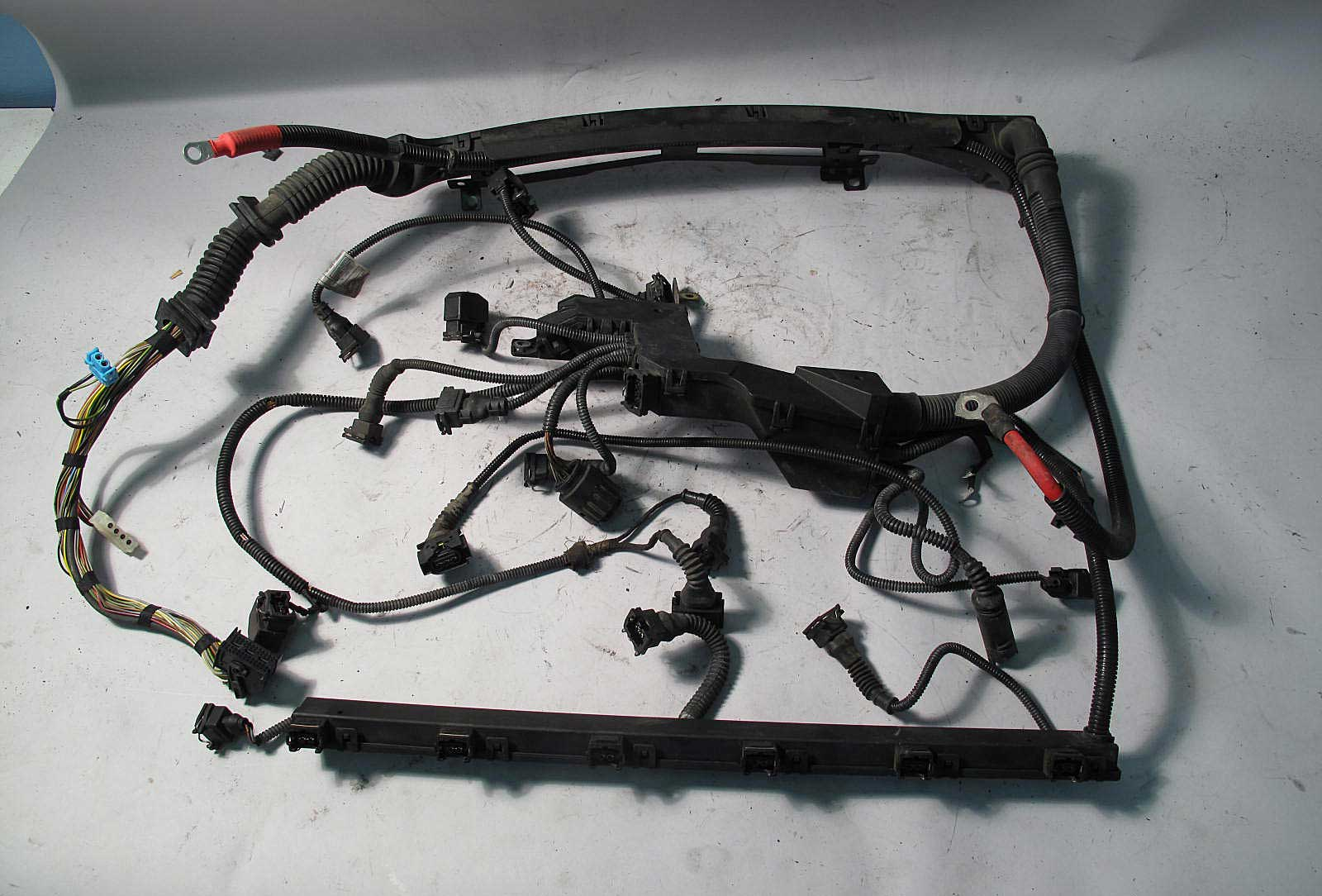 Wire Harness Bmw Z3 Center 10hptecumsehcarburetordiagram Home Gt Carburetors Tecumseh 2 3 8 Roadster Coupe M52tu Engine Wiring 1999 2000 Rh Ebay