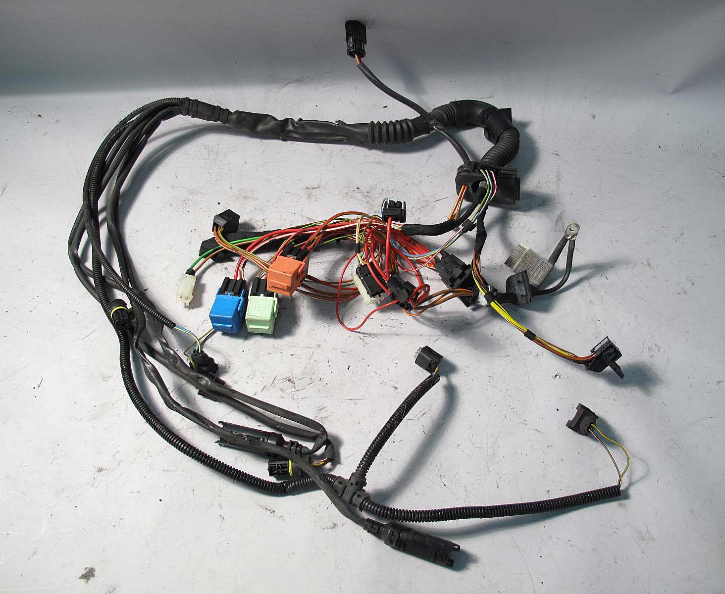 BMW Z3 2.3 2.8 Roadster Coupe Manual Transmission Wiring Harness 1999-2000  OEM