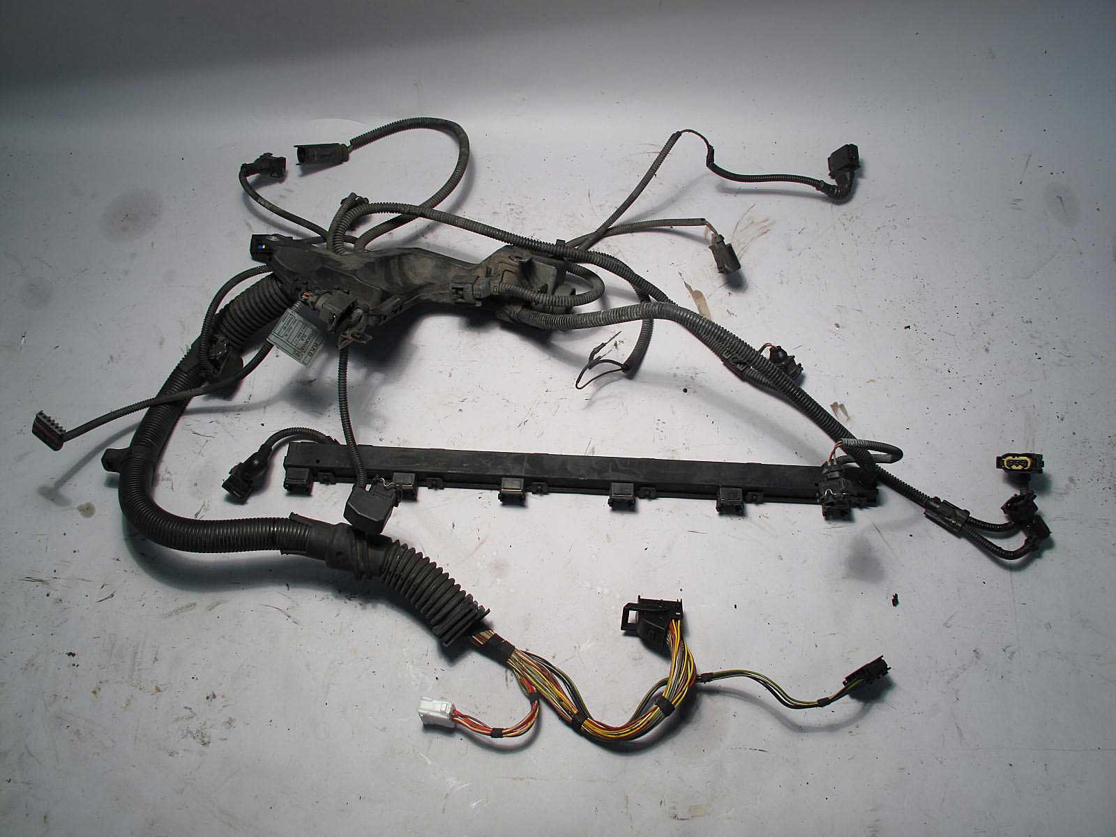 Bmw E46 Wiring Harness Diagrams E36 Engine 3 Series 2dr M54 Complete