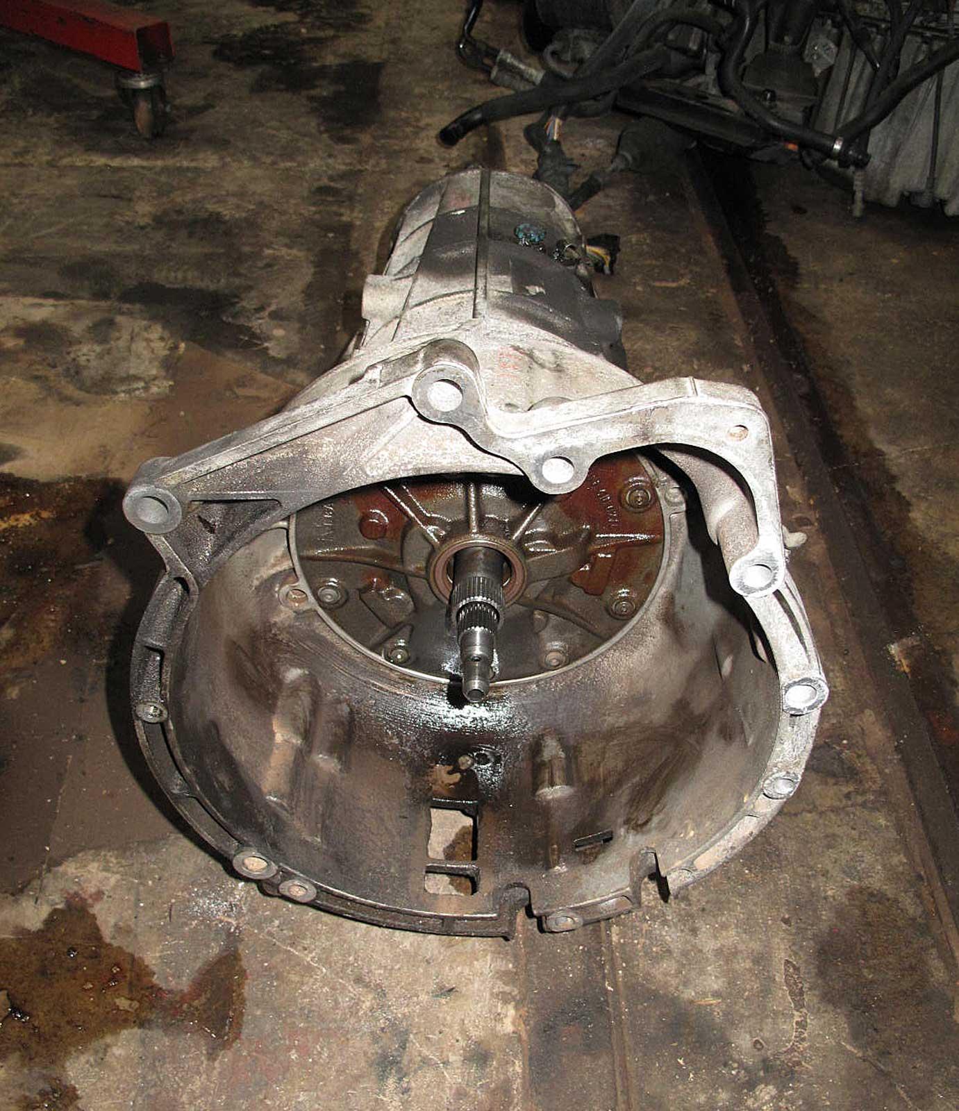 BMW E36 M3 3.2 5-Speed ZF Automatic Transmission 310Z-RE