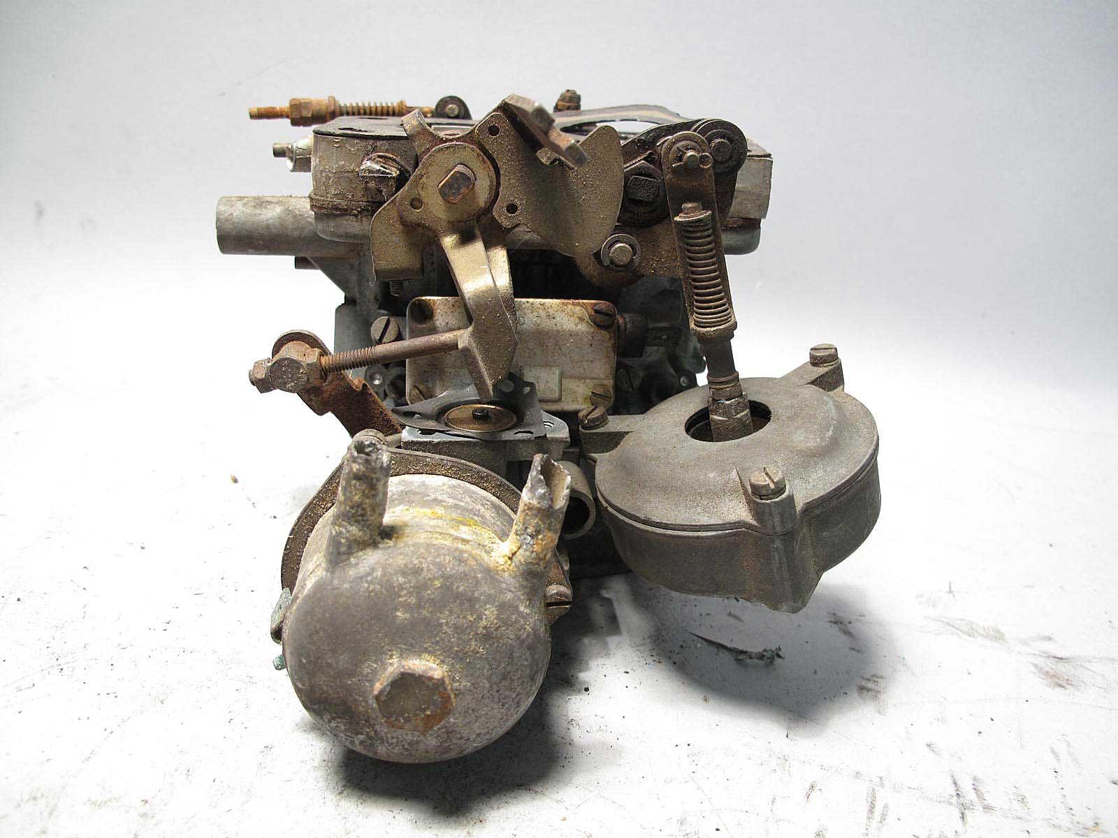 Inv on Carburetor Linkage