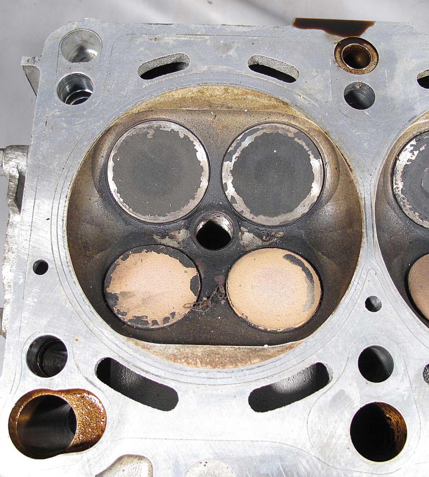 BMW S62 5.0L ///M M5 Z8 Engine Left Bank 2 Cylinder Head