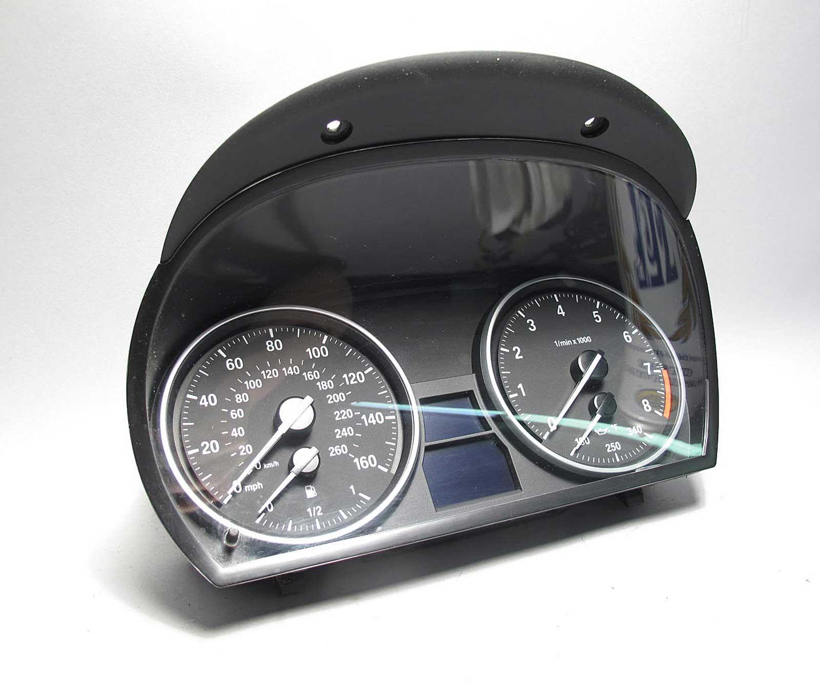 BMW E90 335i 335xi E92 328i Instrument Gauge Cluster Speedo 2007