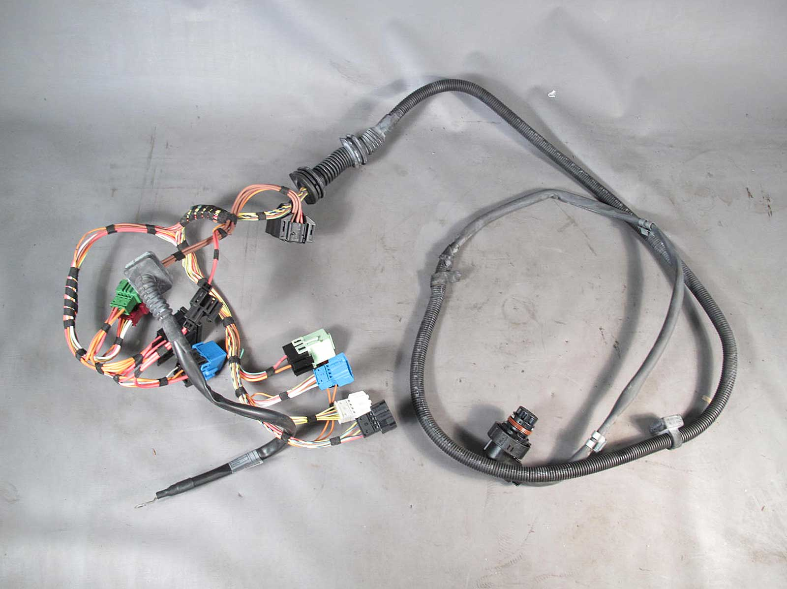 Bmw E61 Wiring Harness Automotive Diagram 528i Wire Replacement E60 5 Series N52 Automatic Transmission Boot Loom Tailgate