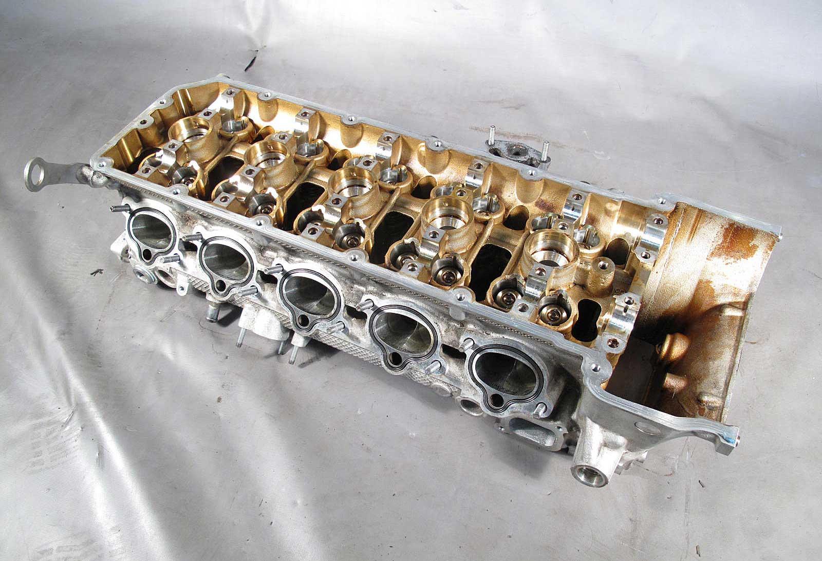 2010 Bmw M6 >> BMW S85 5.0L V10 M5 M6 Cylinder Head Bank 2 Left 115k w