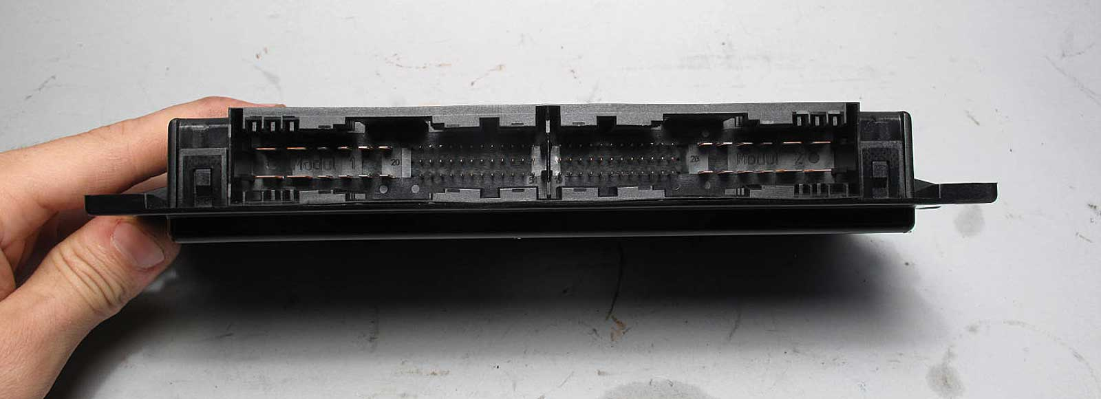 Bmw E90 E91 3 Series Frm Lkm Light Footwell Module Control Unit 2006 Location 2007 Oem