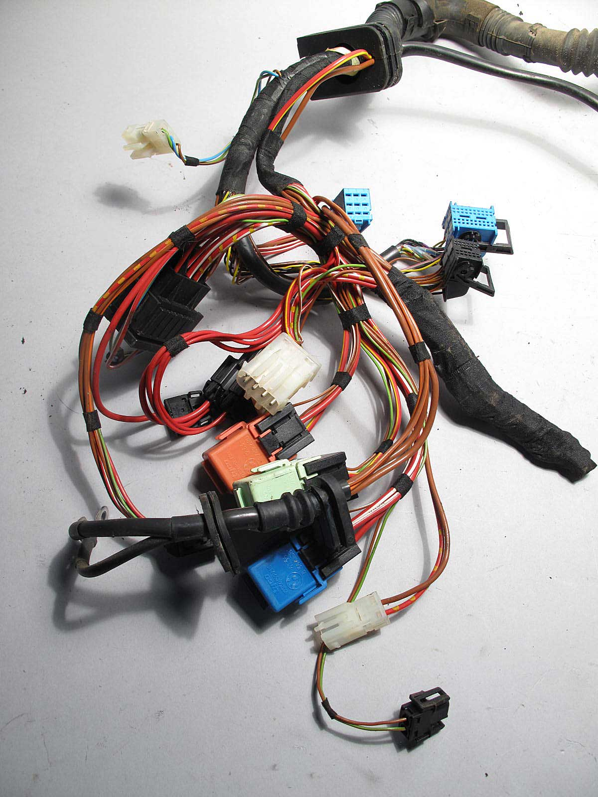 BMW Z3 Roadster Coupe M54 Automatic Transmission Wiring Harness 2001