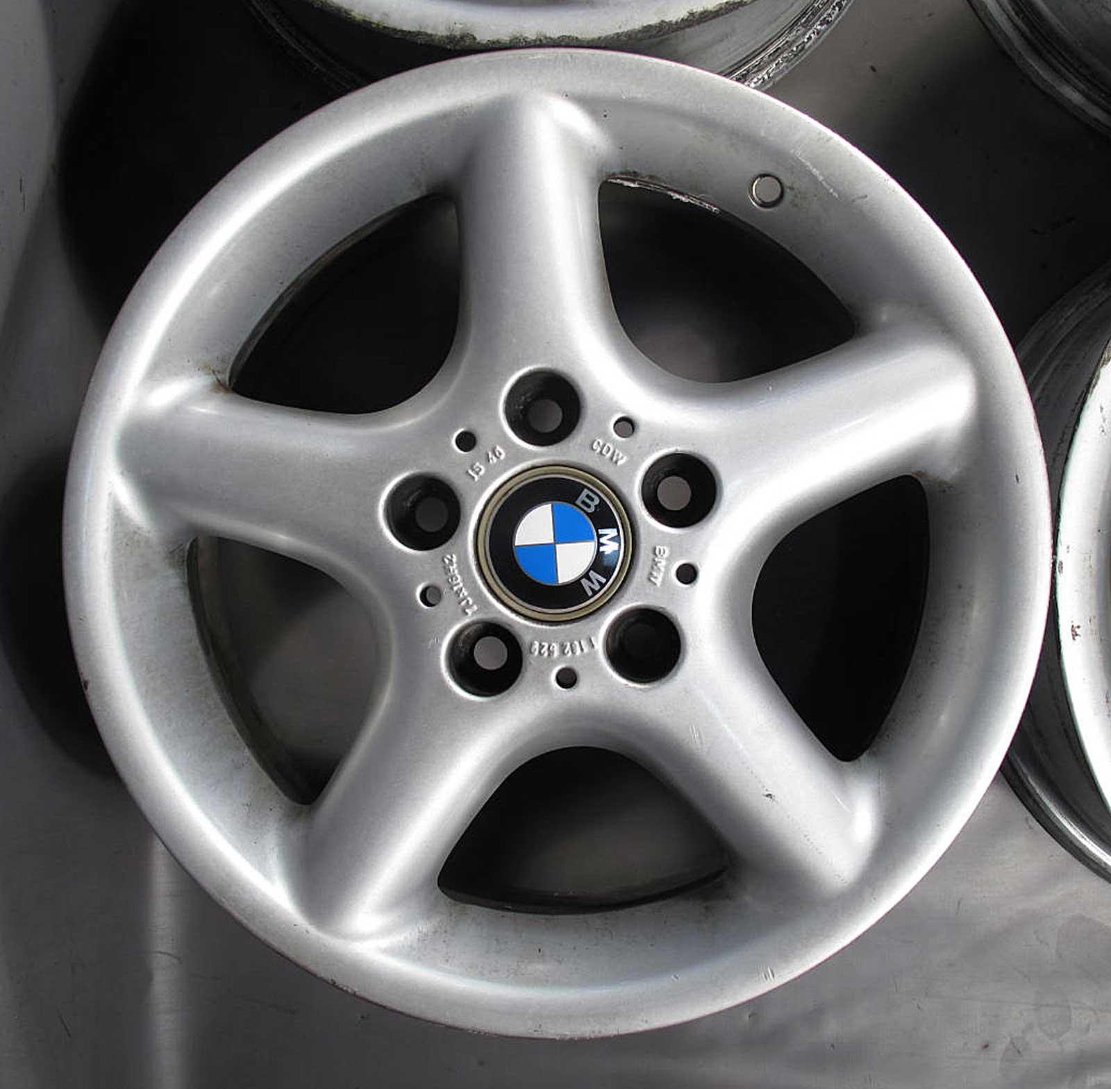 Bmw E36 Z3 Factory 16 Quot 16x7 Style 18 5 Spoke Oem Wheel Rim