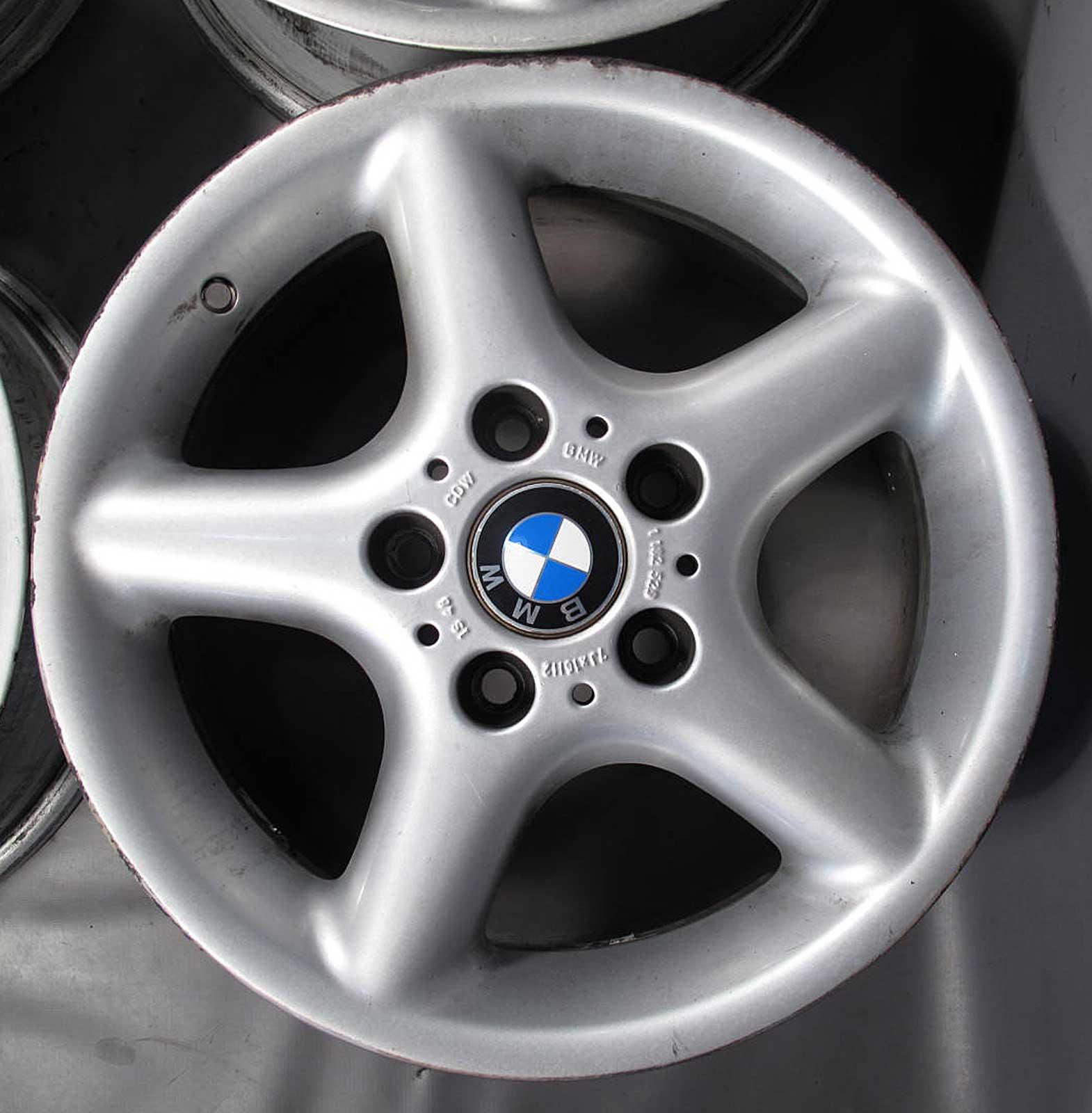 itm set factory styles wheel inv oem bmw spoke of rim style