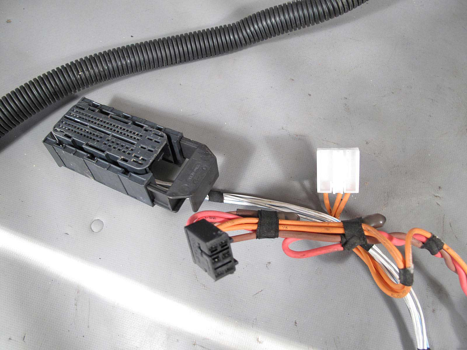 Bmw E85 E86 Z4 3 0 N52 Engine Wiring Ignition Coil