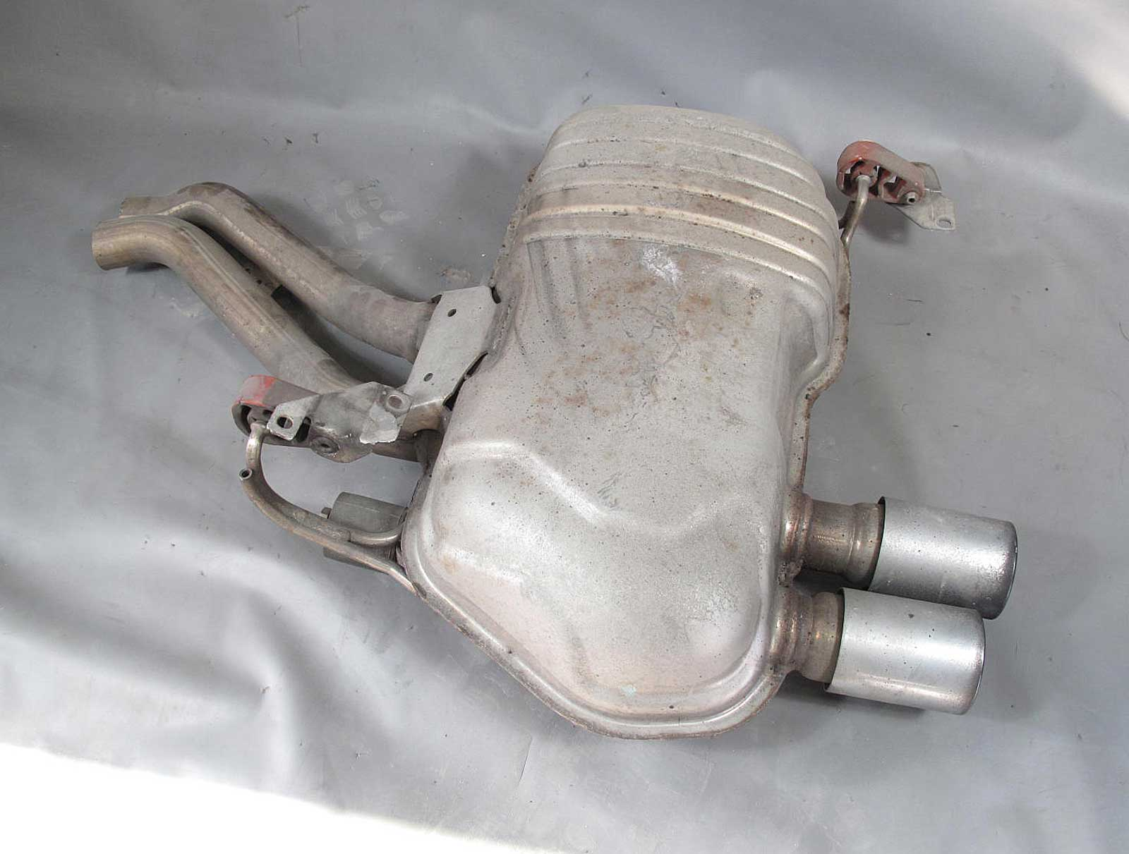 Bmw E85 E86 Z4 3 0si N52 Rear Exhaust Muffler Factory W