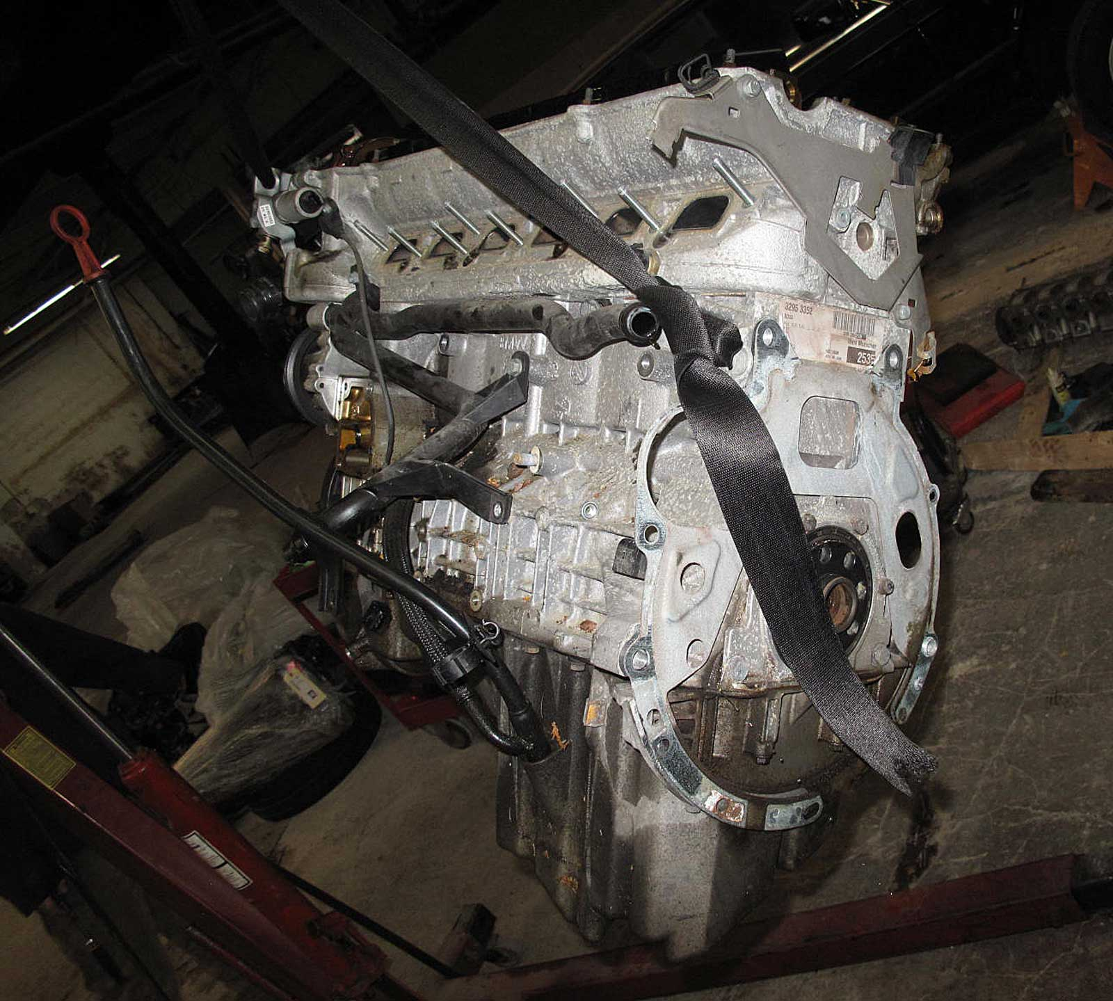 Bmw E46 325i Z4 2 5i M54 2 5l 6 Cylinder Engine Assembly