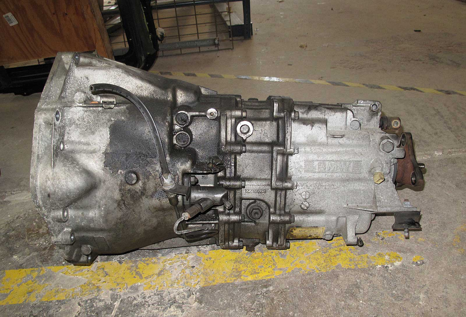 Bmw E39 540i V8 Sedan 6 Speed Manual Transmission Getrag