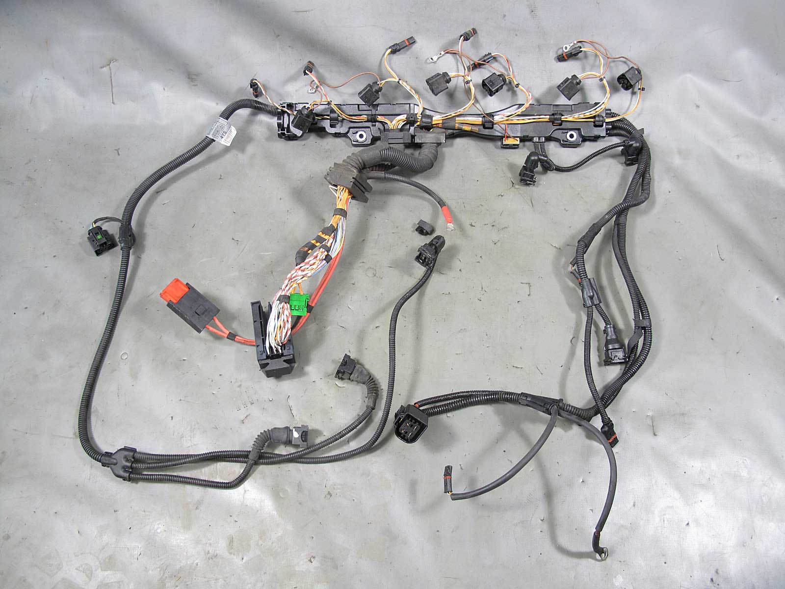 bmw n54 3 0l twin turbo fuel injector ignition coil wiring. Black Bedroom Furniture Sets. Home Design Ideas