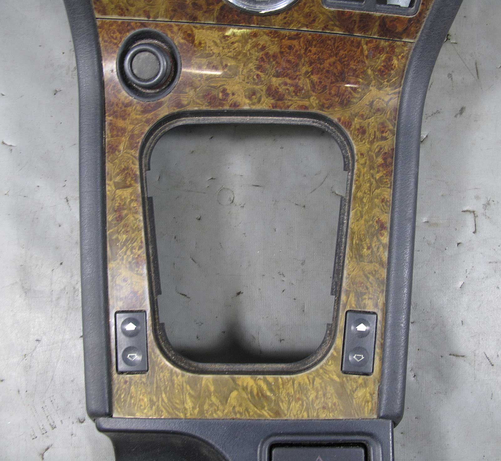 Bmw Z3 Radio Code: BMW Z3 Roadster Coupe Late Model Center Console Assembly