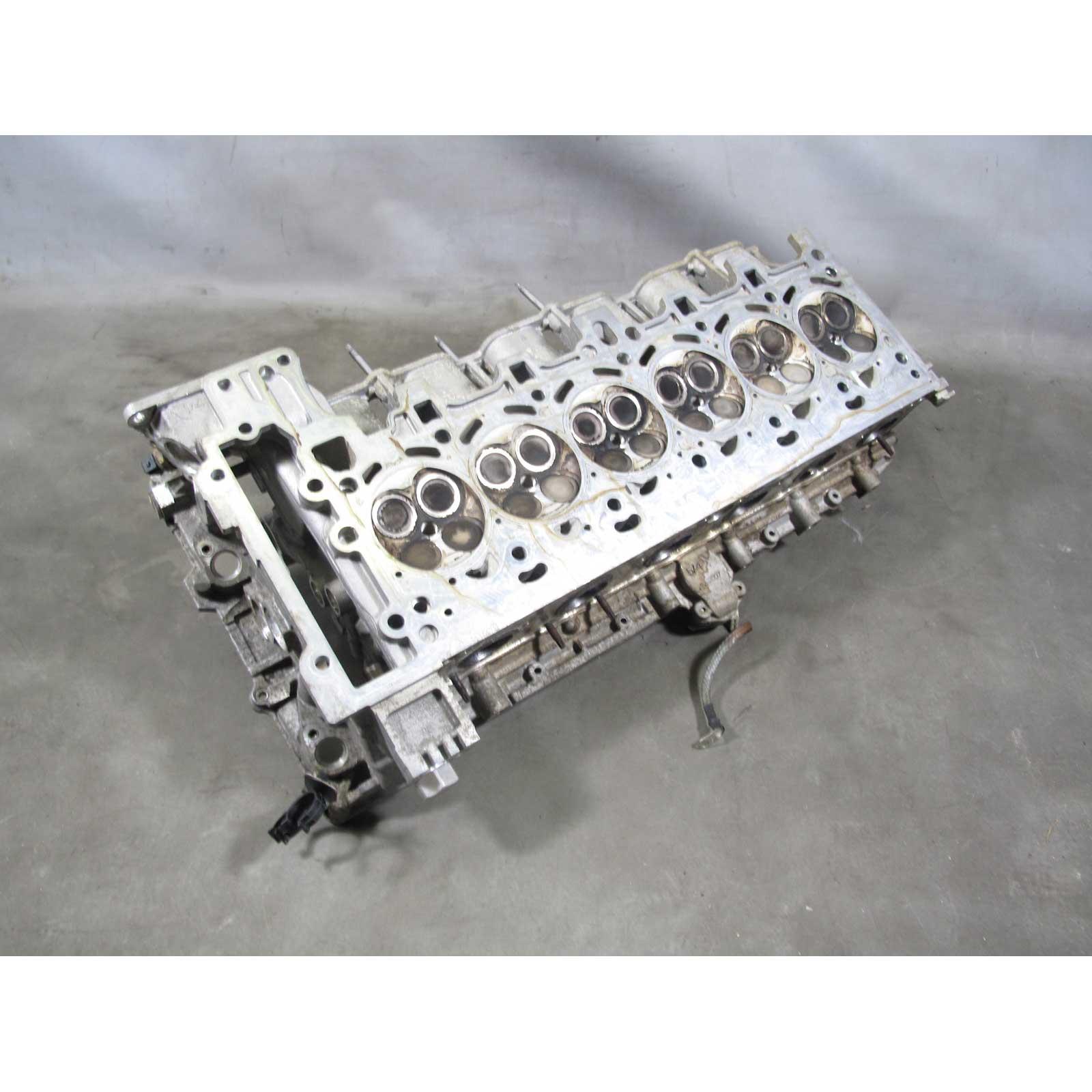 BMW N52 6-Cyl 3.0L Cylinder Head Assembly W Valves 2006