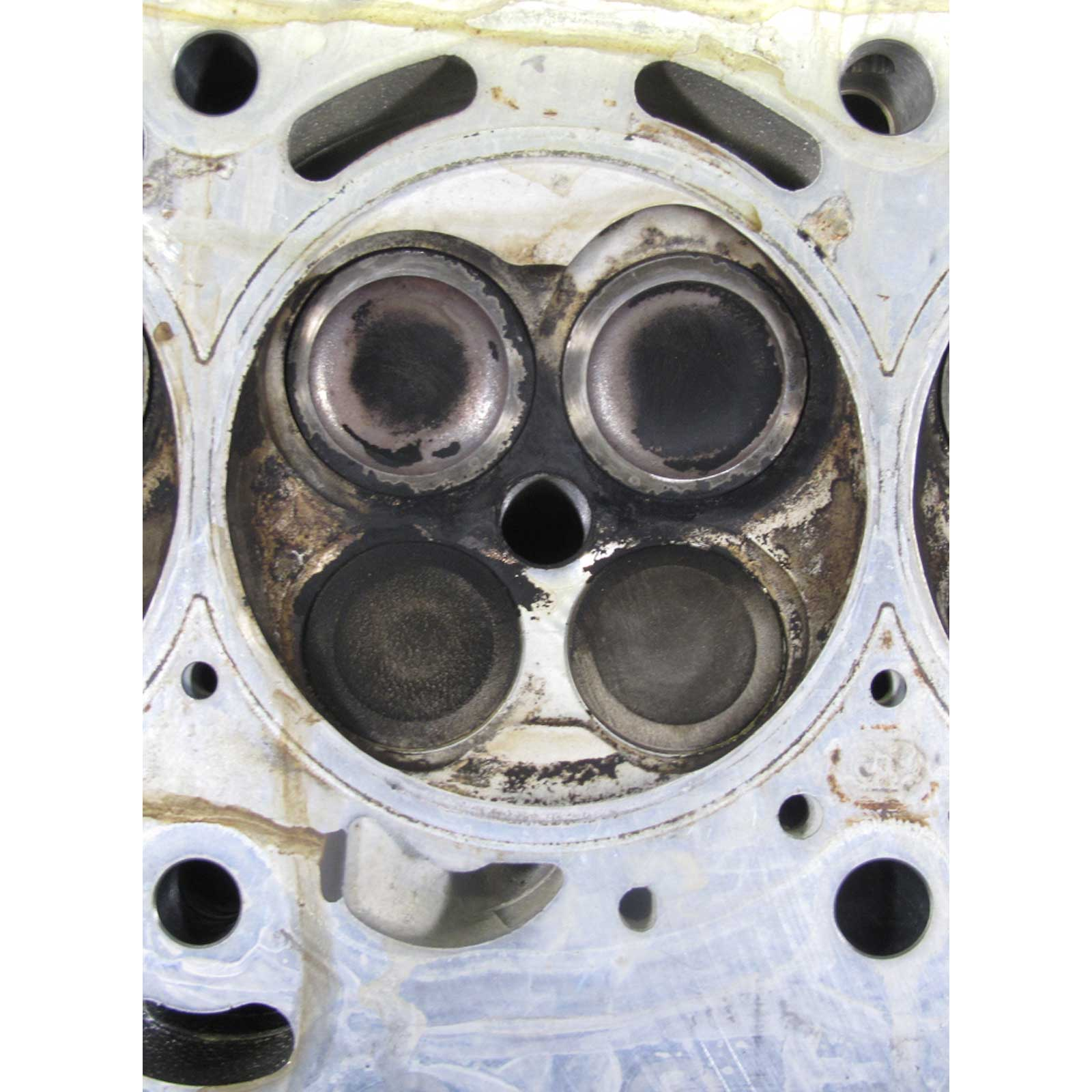 Cylinder Head Assembly : Bmw n cyl l cylinder head assembly w valves