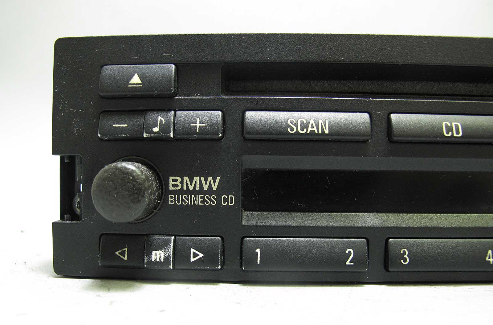 bmw e36 z3 e34 factory cd43 business cd radio headunit w. Black Bedroom Furniture Sets. Home Design Ideas