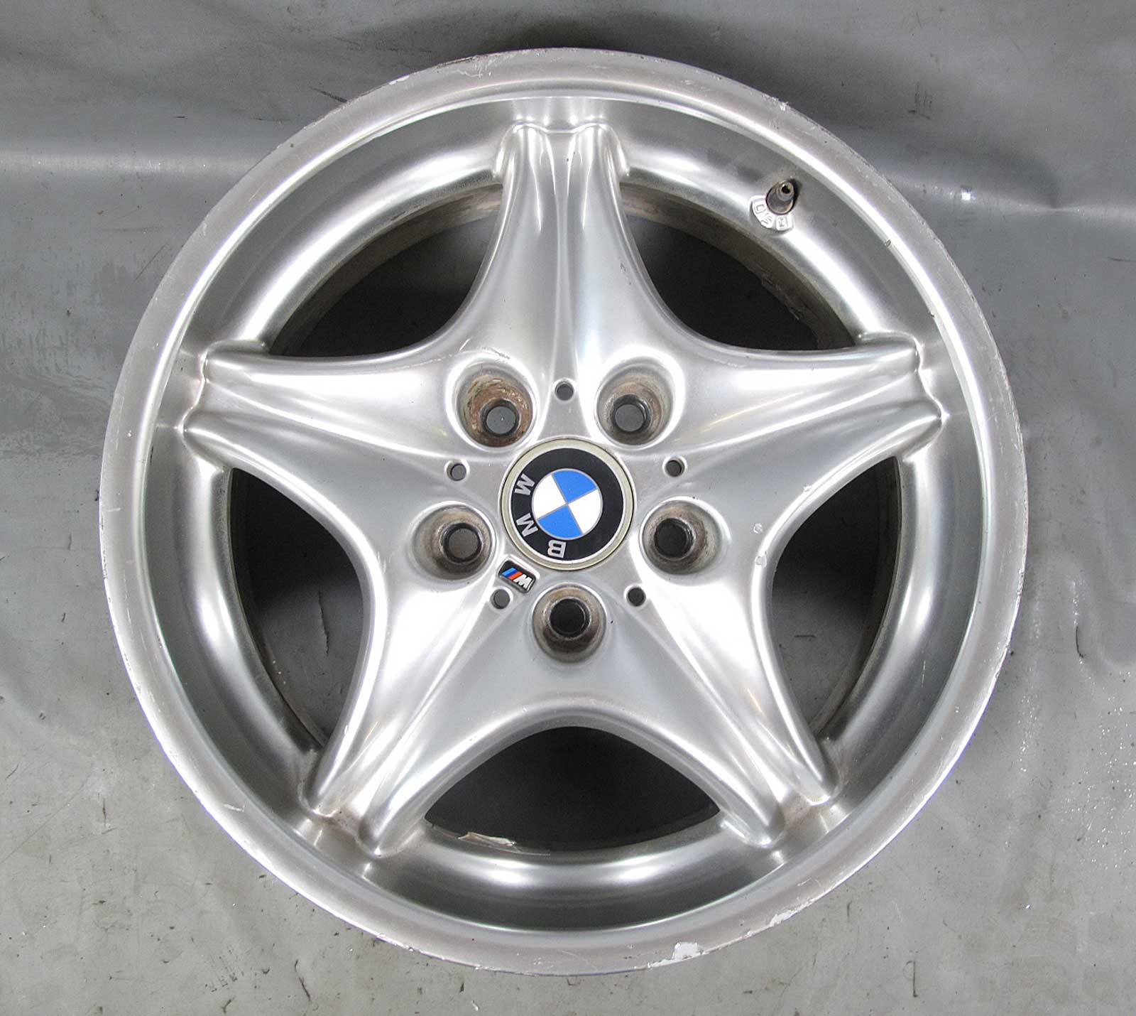 Bmw Z3 M Roadster Coupe 17 Quot Style 40 5 Spoke Factory Alloy