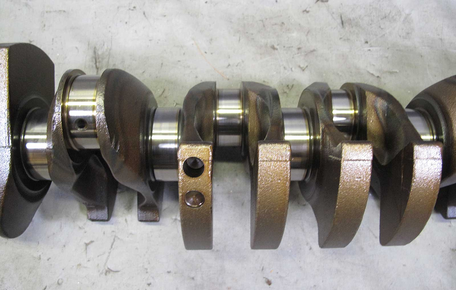 2006 2013 Bmw N52 3 0l 6 Cylinder Engine Crankshaft Crank