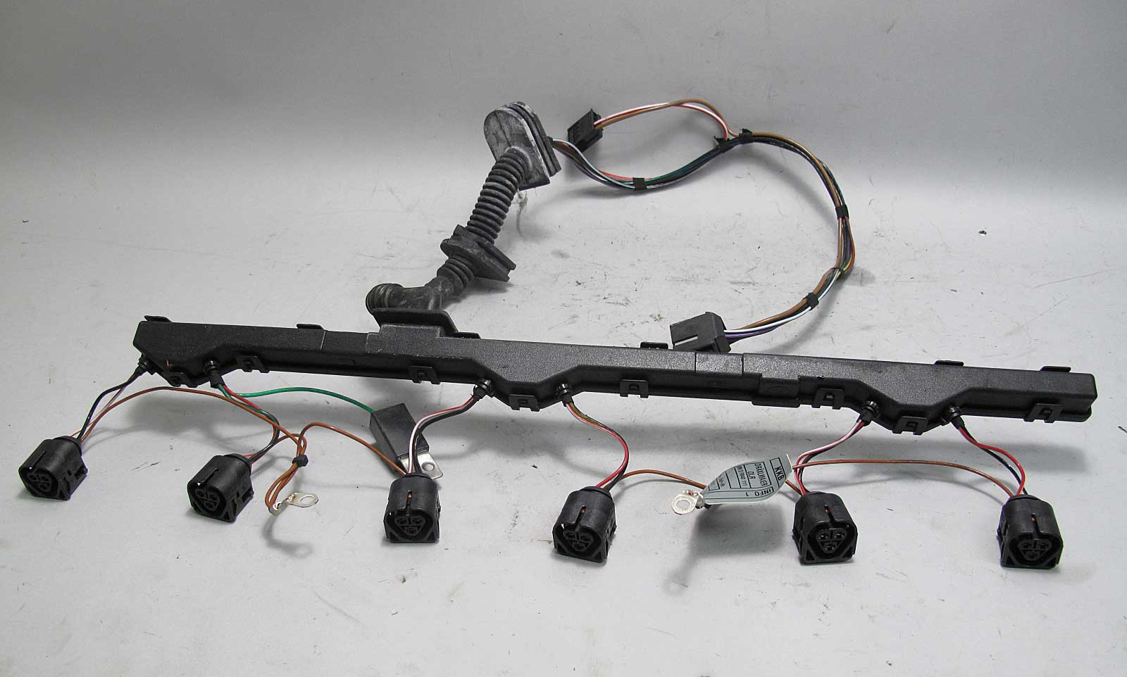 2004 2005 Bmw E60 5 Series M54 Early Ignition Coil Wiring Harness Complete Used