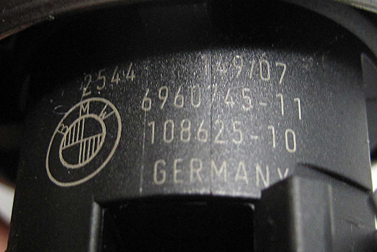 2006 2007 Bmw E63 E64 650i Engine Start Stop Toggle Ignition 325i Switch Please Note That The Pictures Are Stock Photos