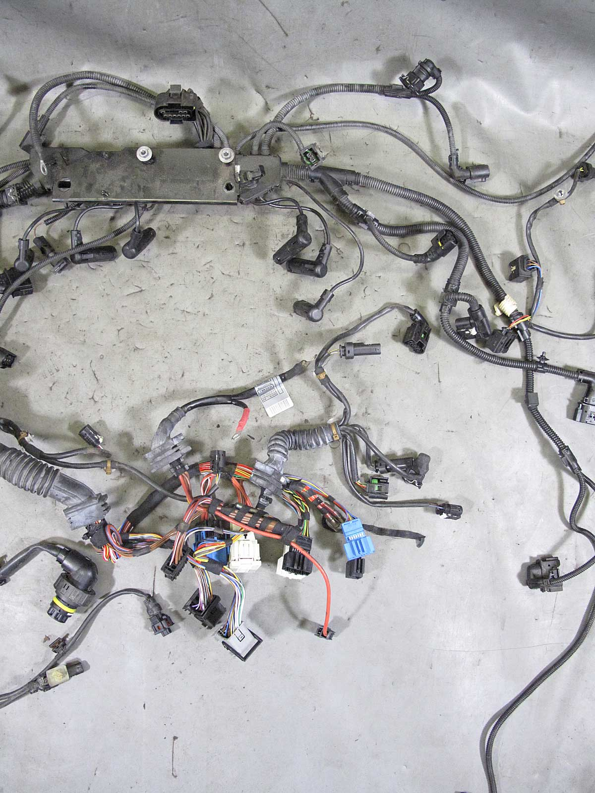 Bmw E90 Wiring Harness : D wiring harness diagram images