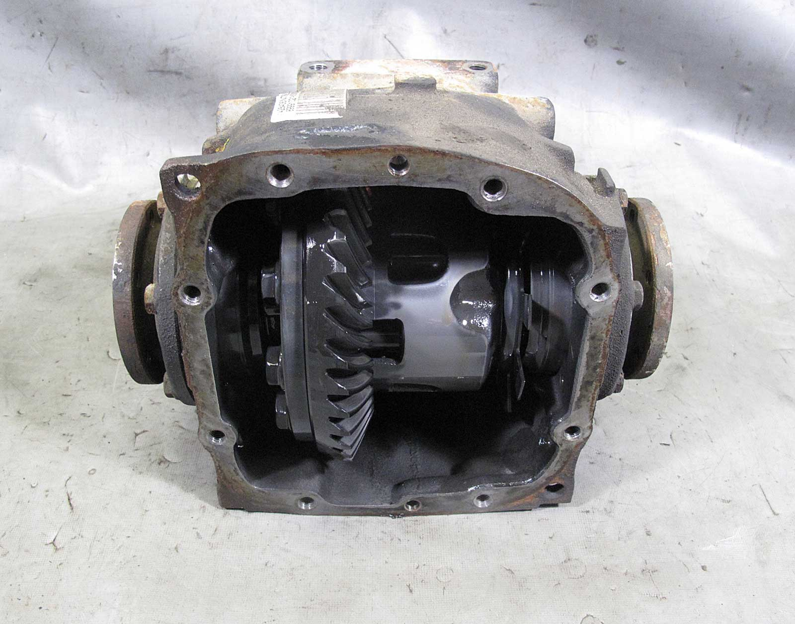 Bmw Z3 3 15 Rear Final Drive Open Differential E24 E28 E30