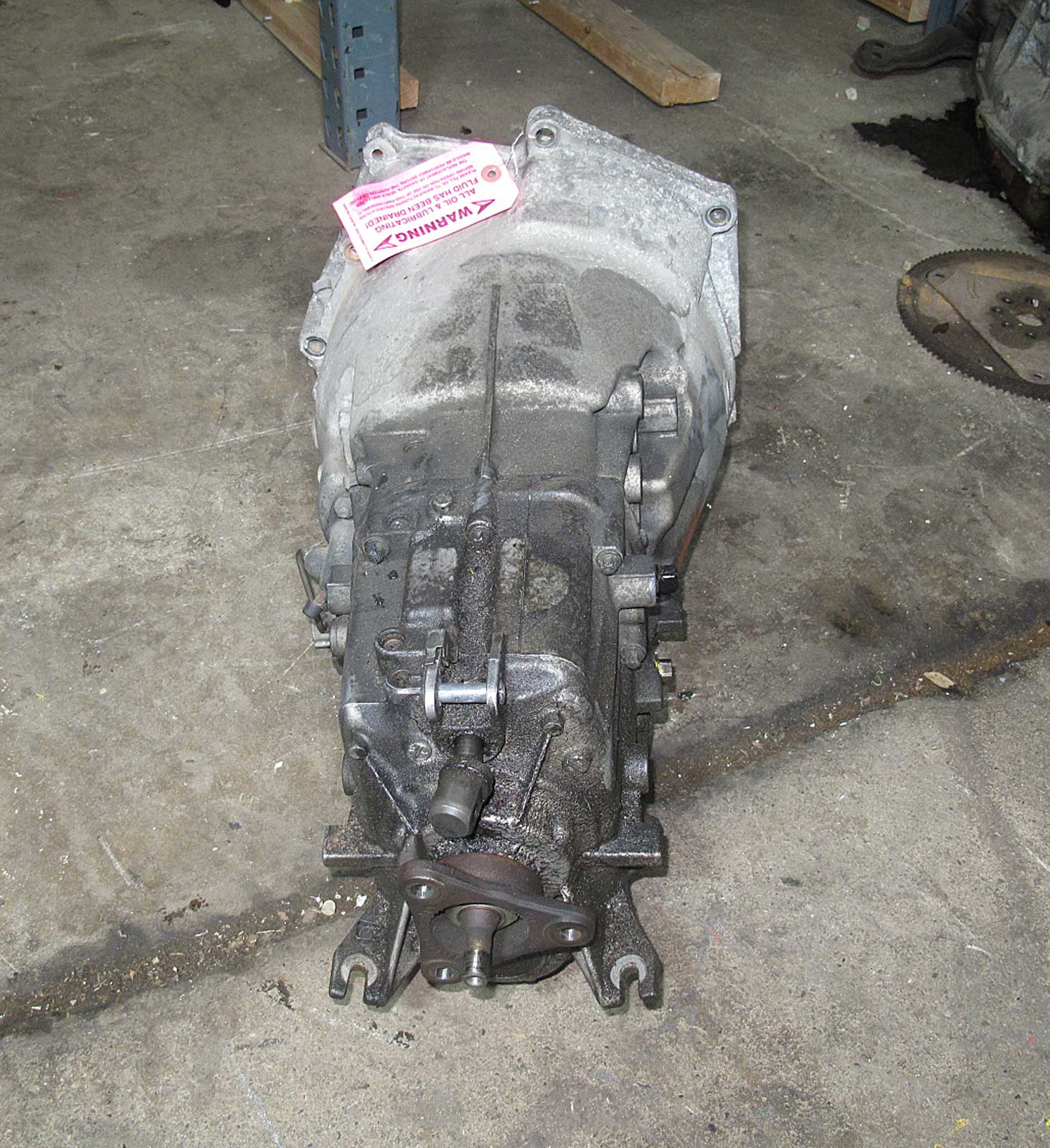 BMW M52 S52 ZF 5-Speed Manual Transmission Gearbox S5D