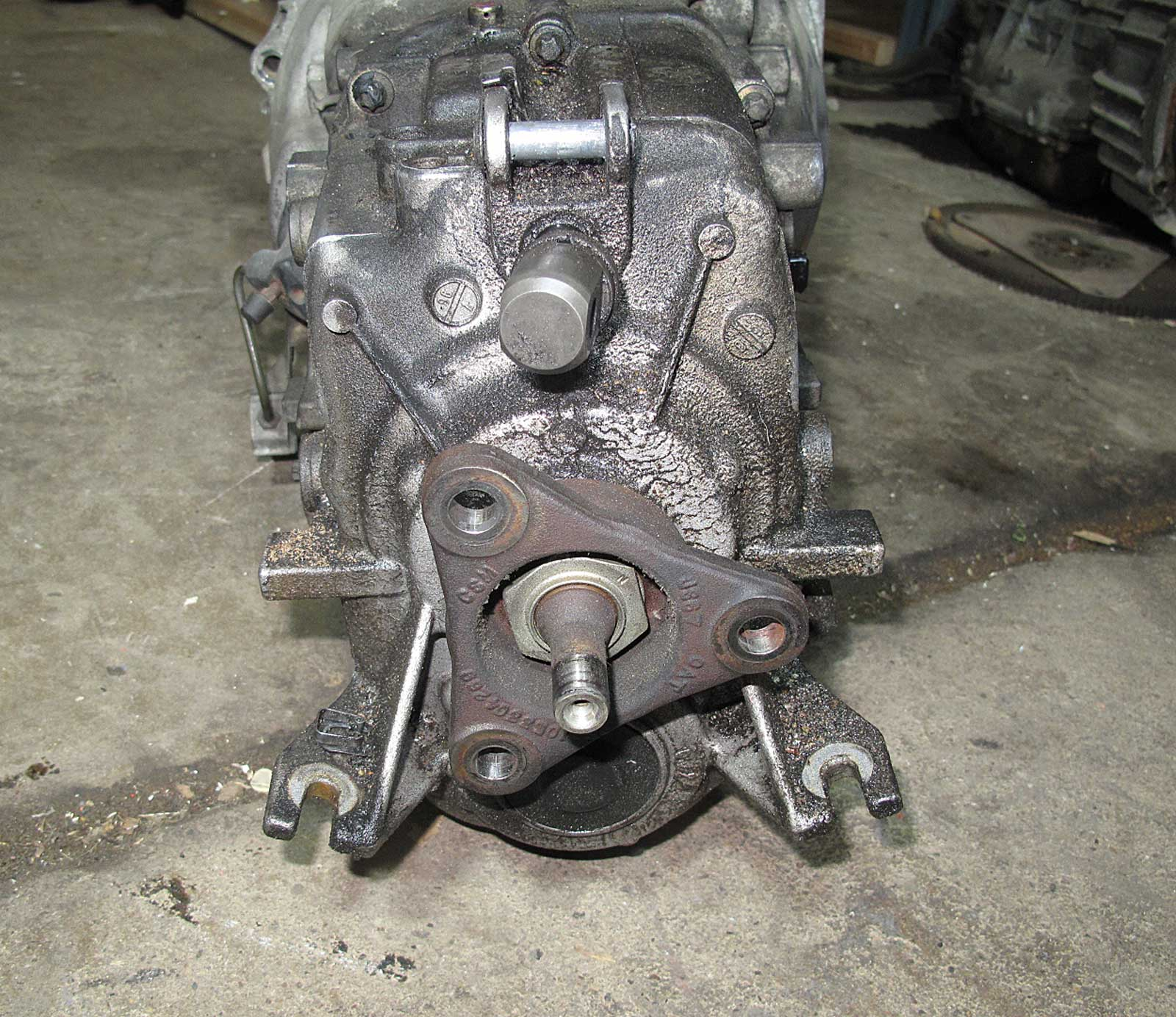 Bmw M52 S52 Zf 5 Speed Manual Transmission Gearbox S5d