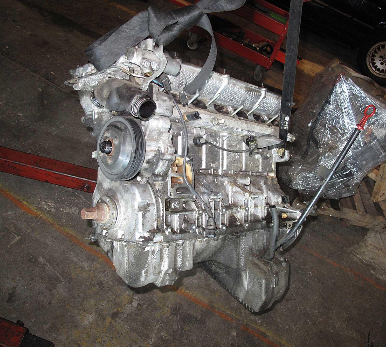 Bmw Z3 2 8 L: BMW Z3 2.8 Roadster M52 2.8L 6cyl Engine Assembly 1997