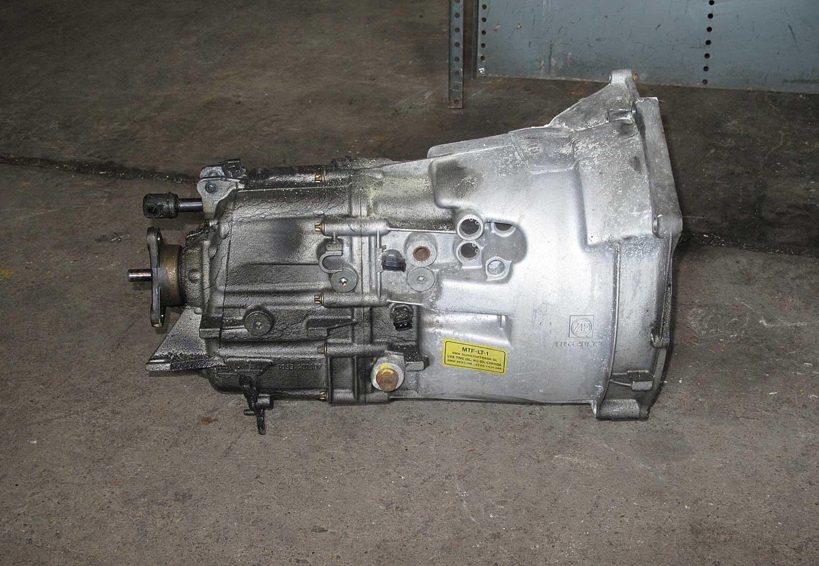 Bmw Zf Transmission Parts Bmw Zf Sz Manual Transmission