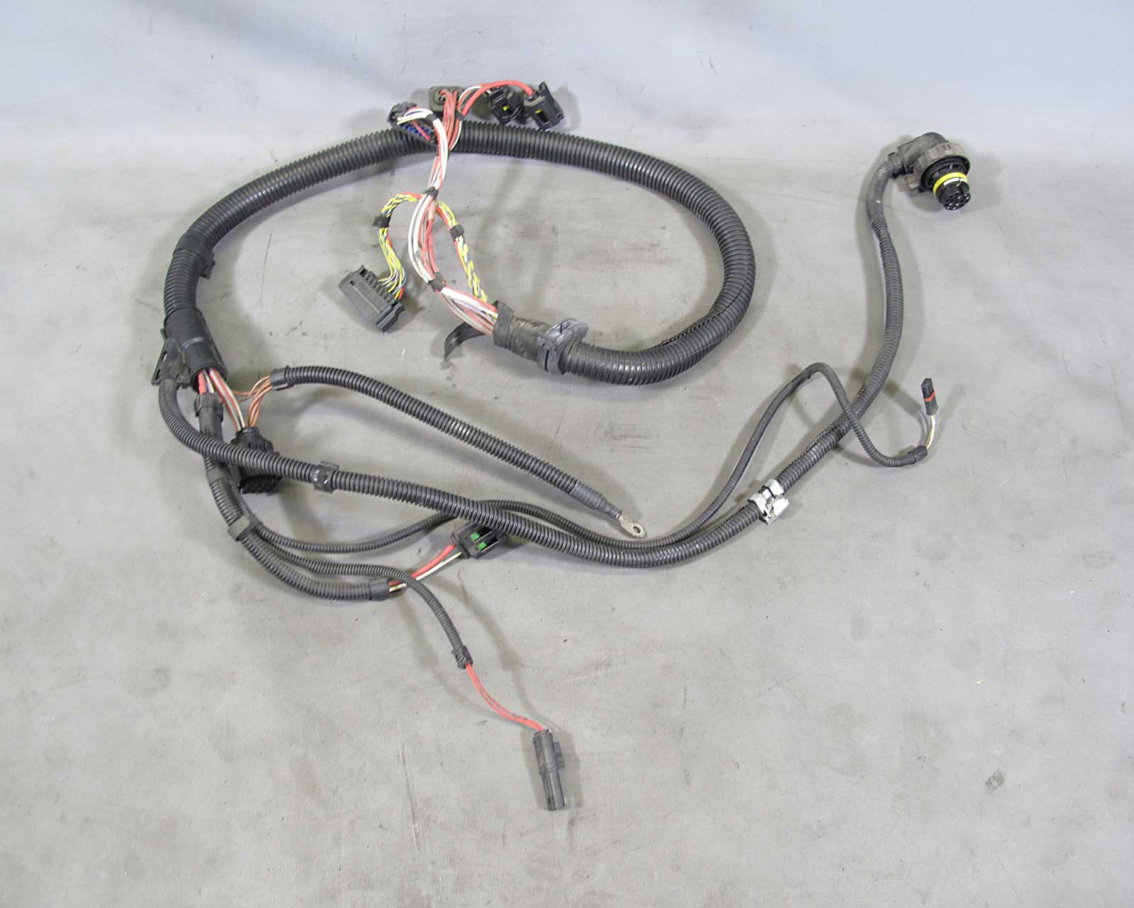 Bmw F10 535i F12 640i Automatic Transmission Wiring Harness Egs 2010 2012 Used