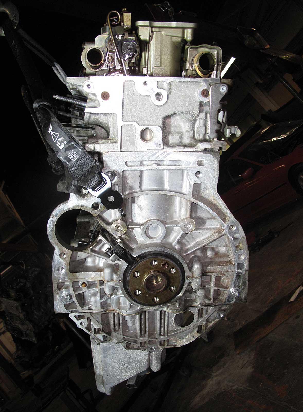 2011 bmw n55 6 cyl 3 0l turbo engine assembly 92k runs. Black Bedroom Furniture Sets. Home Design Ideas