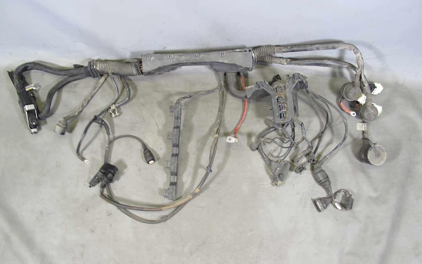 1995 bmw e36 318i m42 4 cylinder engine wiring harness complete for auto trans ebay. Black Bedroom Furniture Sets. Home Design Ideas