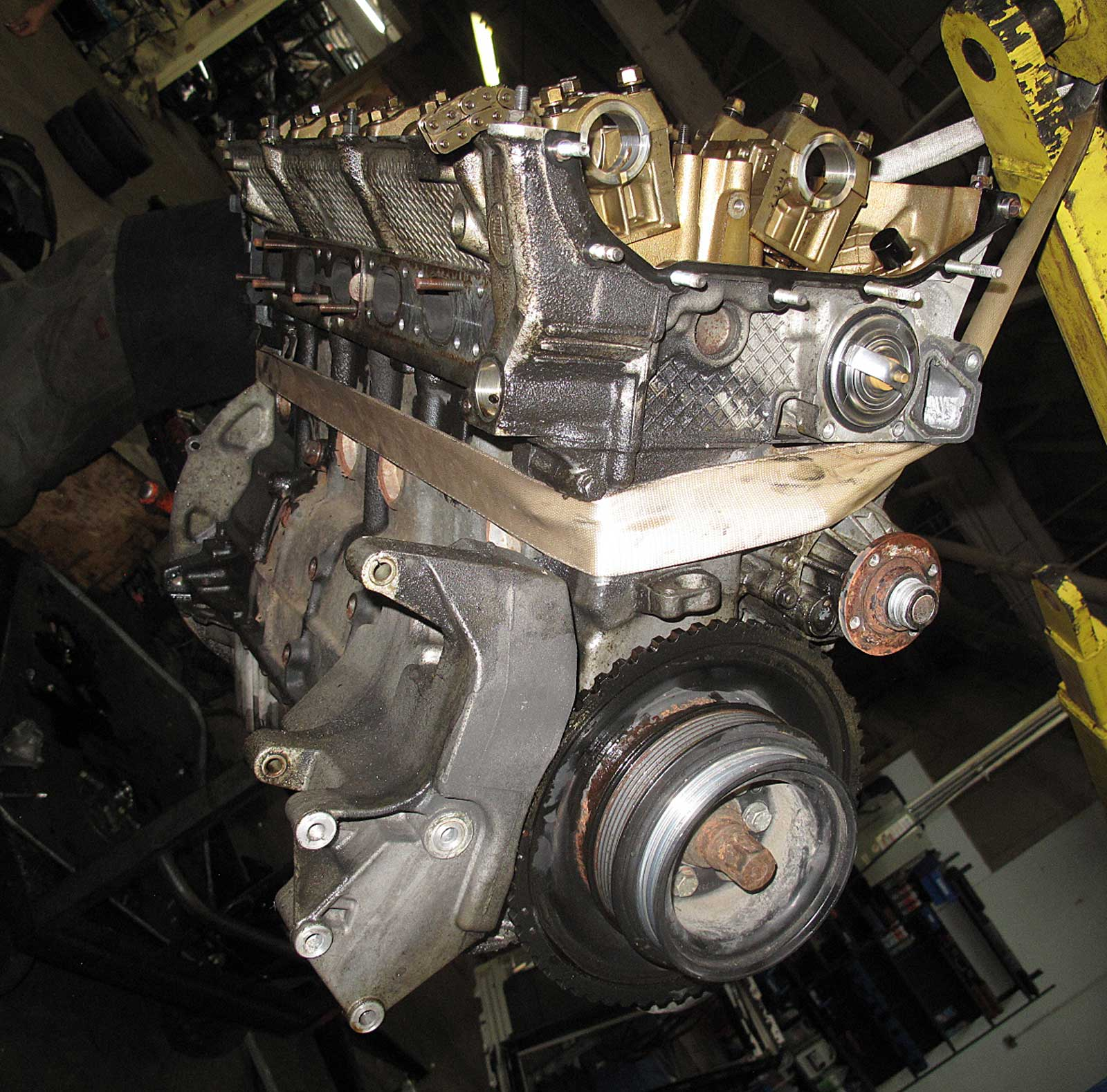 Bmw Z3 M M3 2 Roadster Coupe 3 2l 6 Cyl S52 Engine
