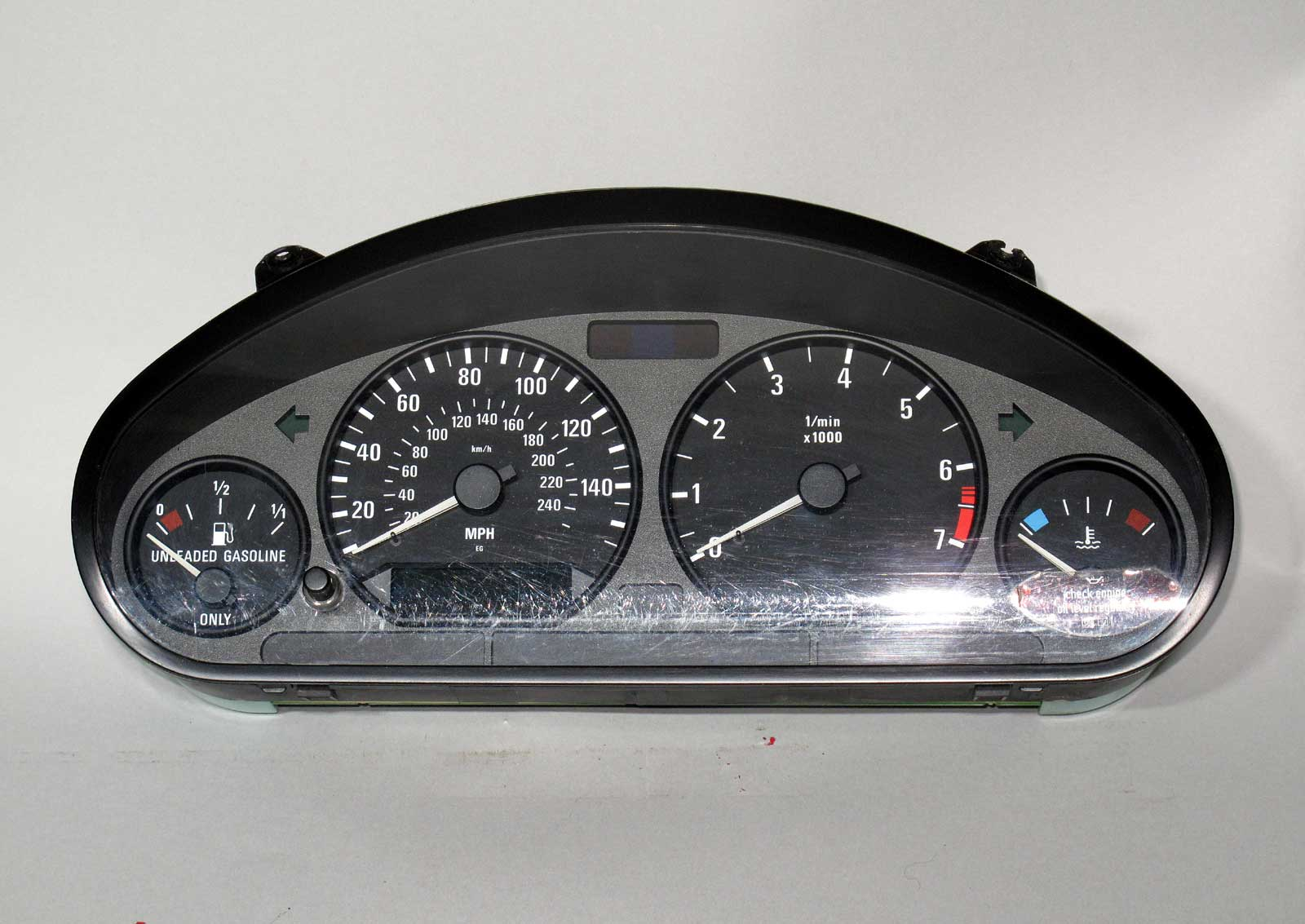 Bmw Z3 2 3 2 8 97 98 Roadster Instrument Gauge Cluster