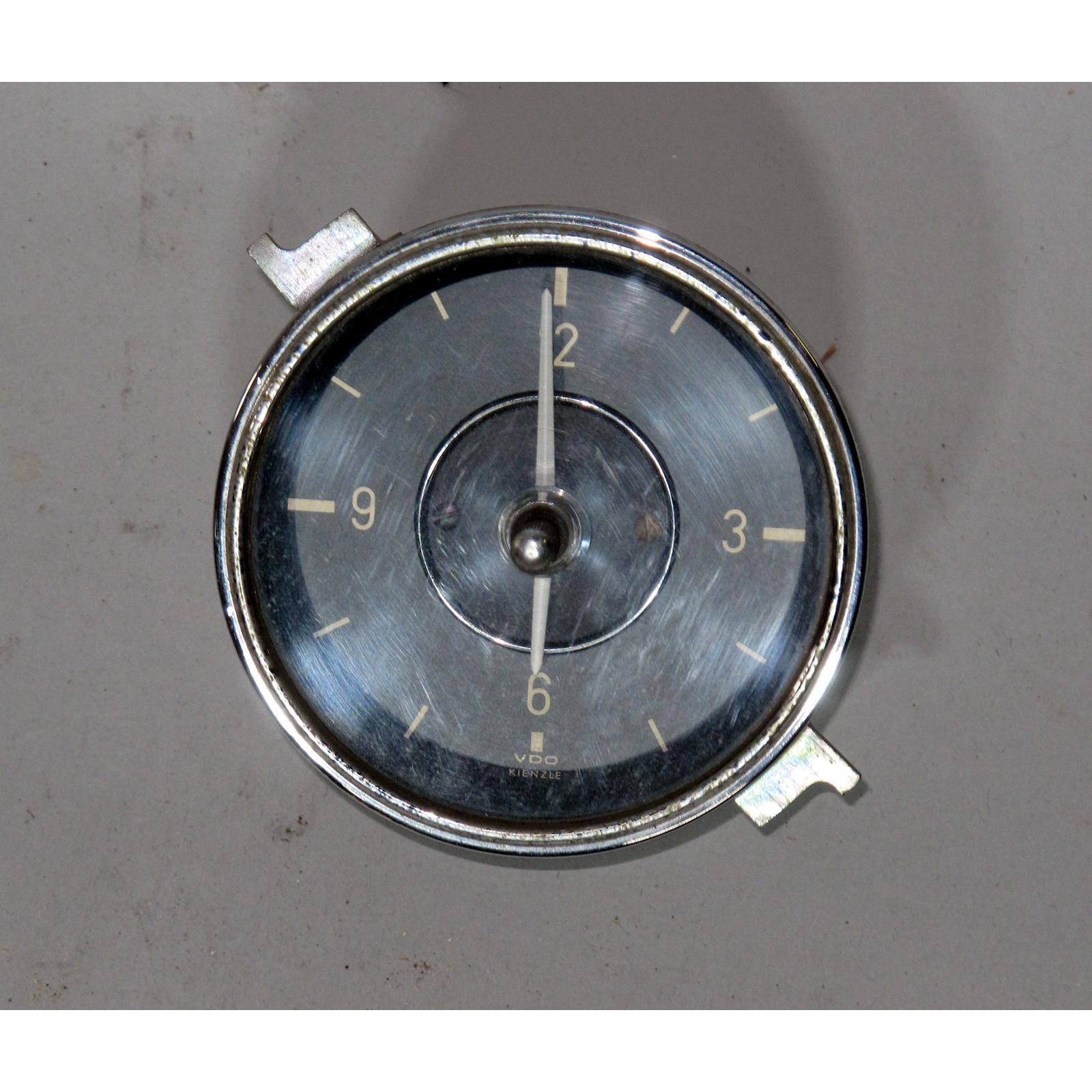 1968-1974 BMW E9 3.0cs 2800cs In Dash Clock Instrument