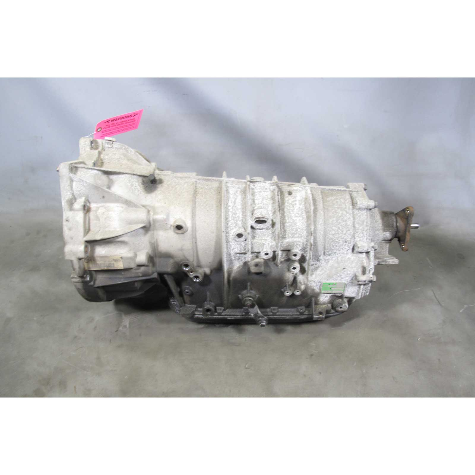 2001 Bmw E39 525i E46 325i Z3 2 5 Automatic Transmission W
