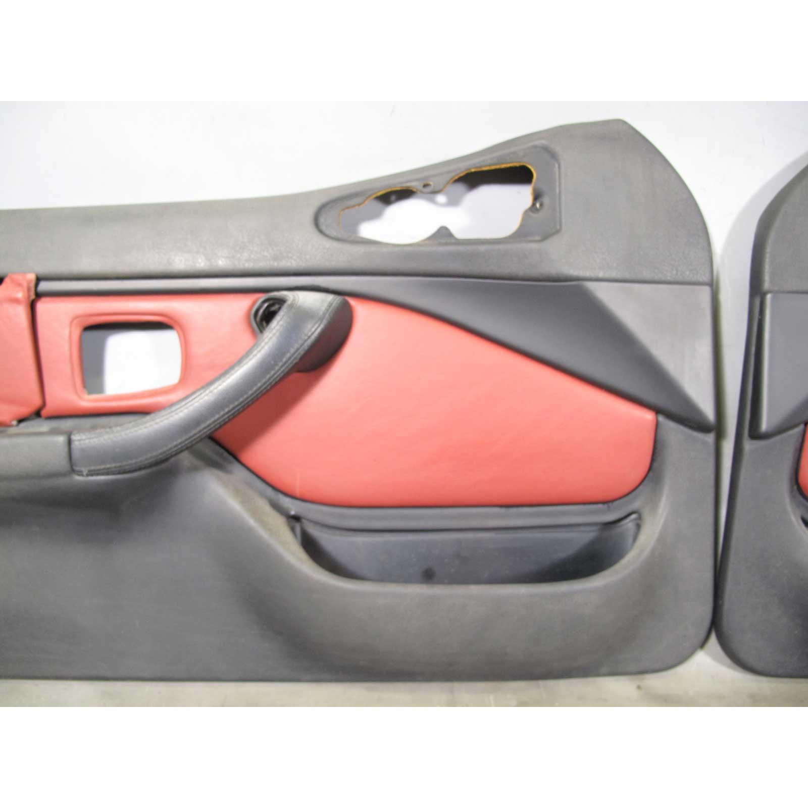 Bmw Z3 Speakers: BMW Z3 Roadster Coupe Interior Door Panel Trim Skin Pair